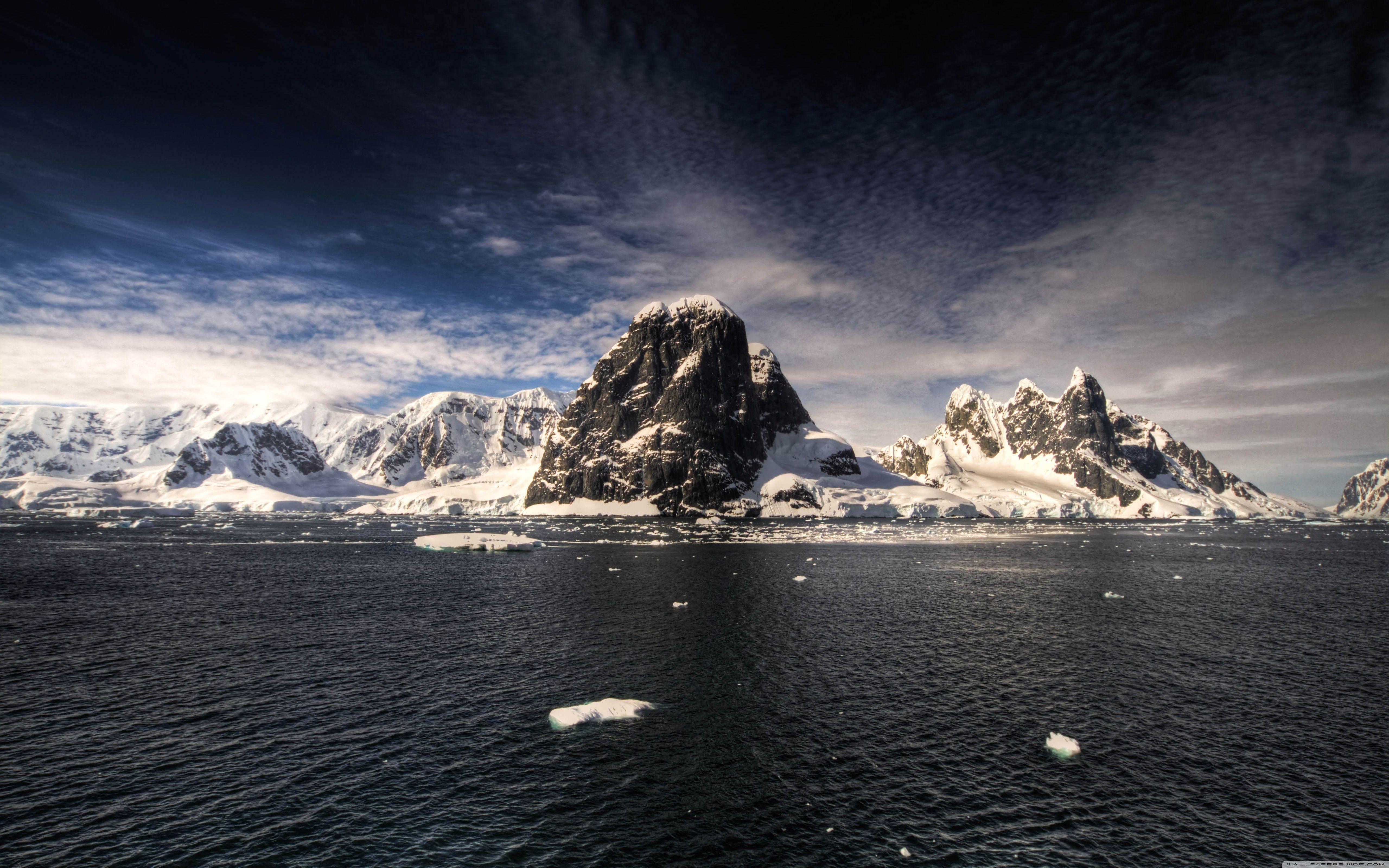Antarctica HD desktop wallpaper : Fullscreen : Mobile : Dual Monitor