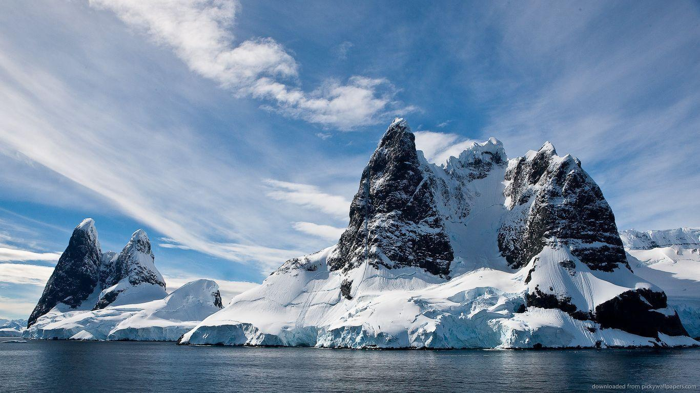 Frozen Antarctica HD Wallpaper - HD Wallpapers