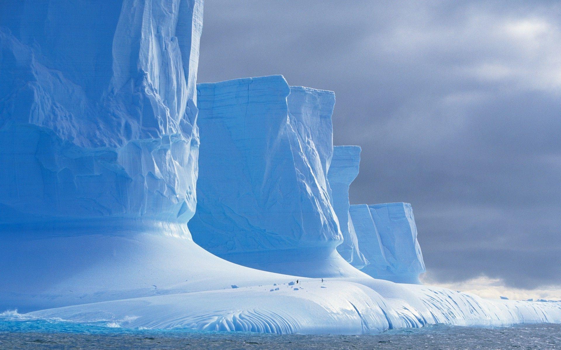nature, Ice, Landscape, Iceberg, Antarctica Wallpapers HD ...