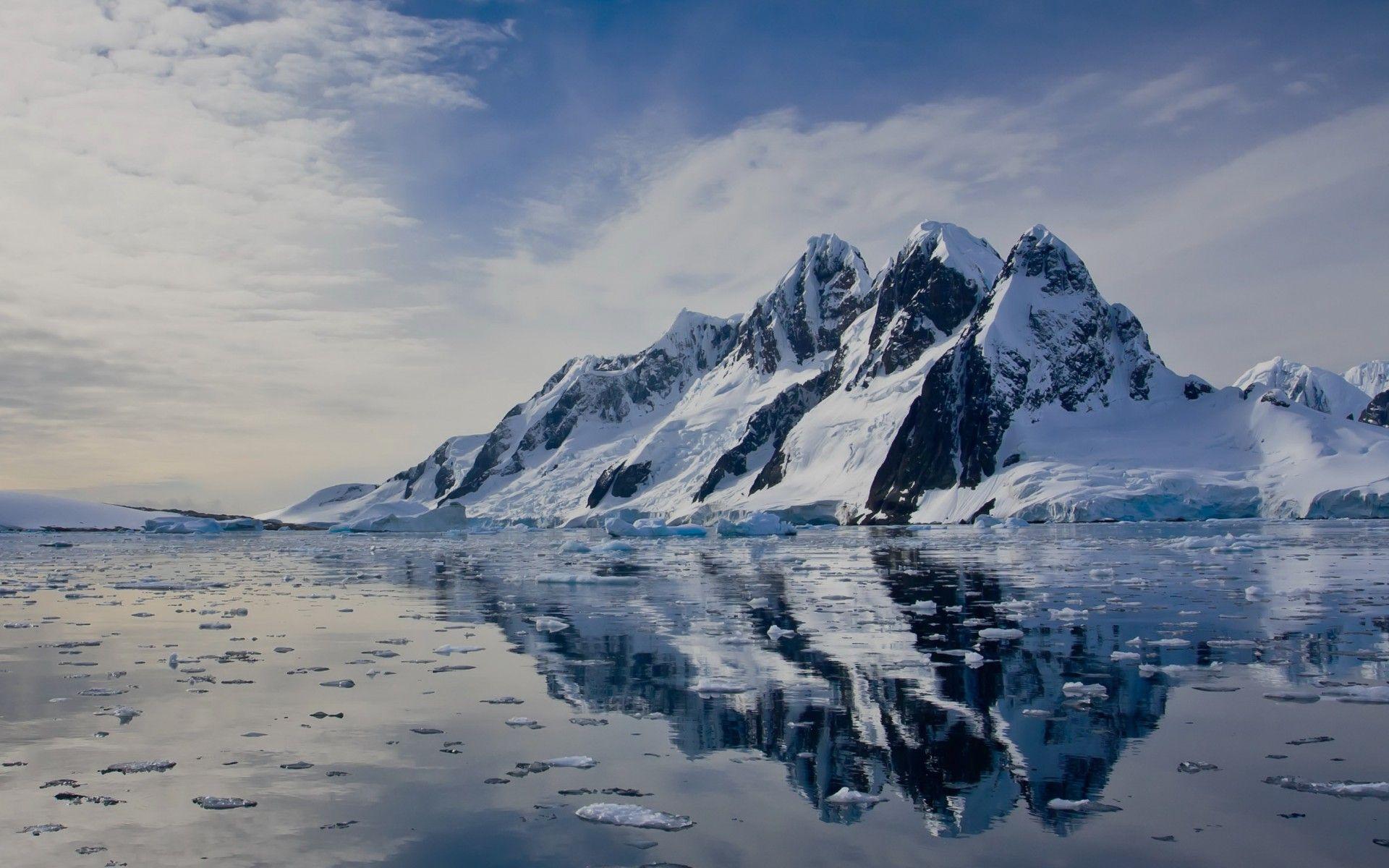 HD Antarctica Background | PixelsTalk.Net