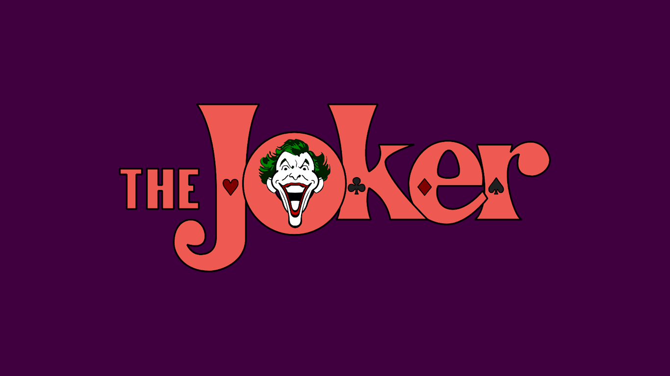 Joker Logo Wallpapers (32+)