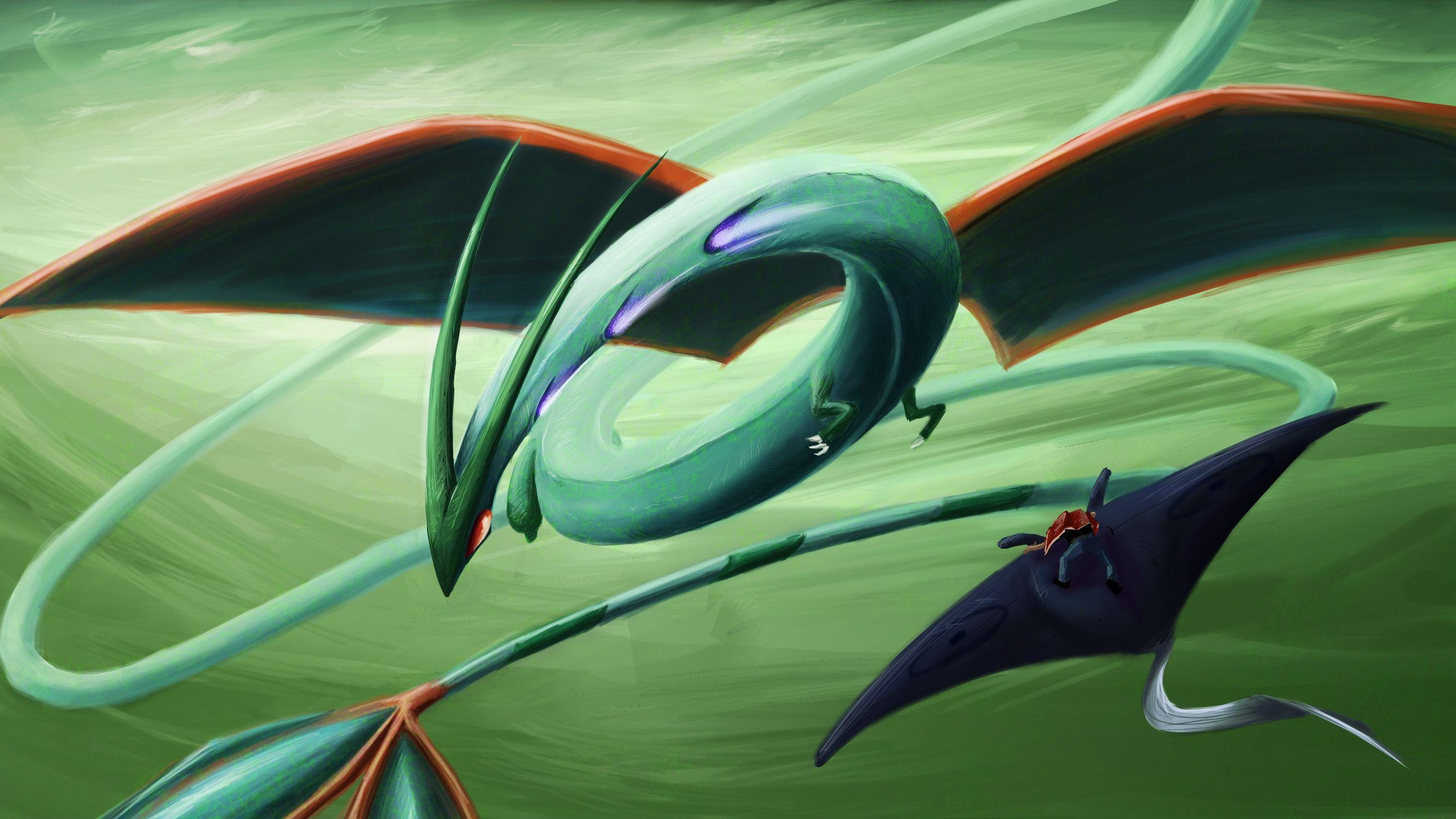 flygon wallpapers | WallpaperUP