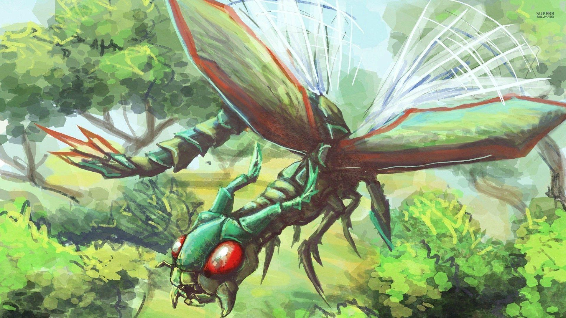 Flygon - Pokemon Wallpaper 924900 - WallDevil