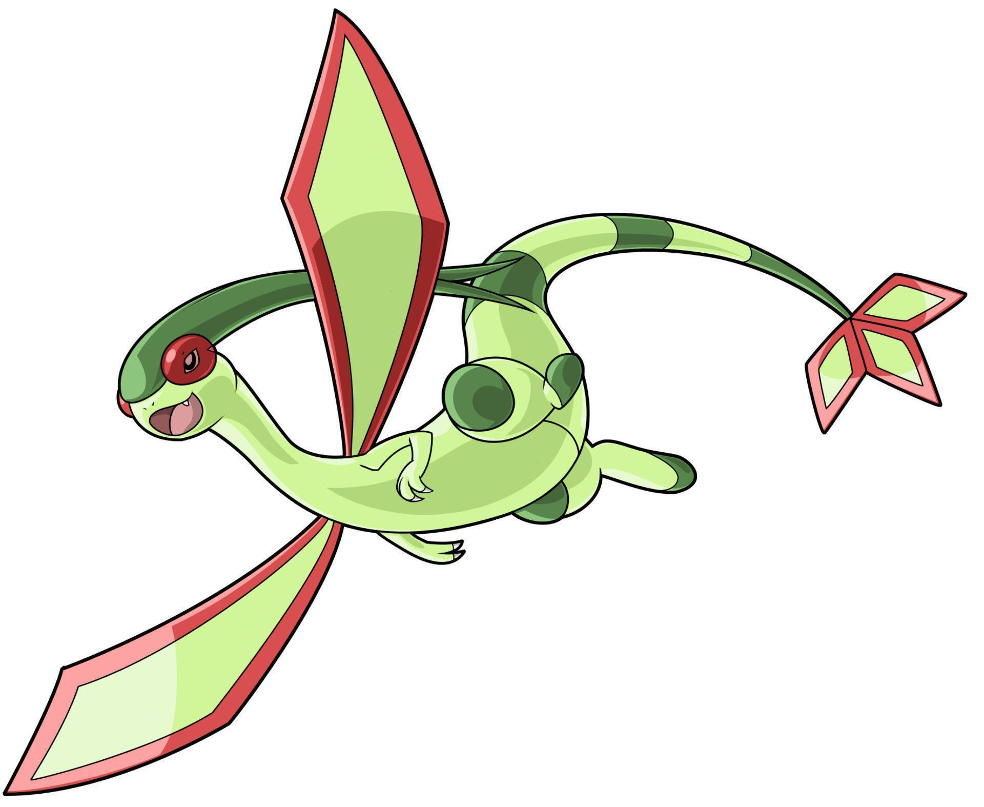 Flygon Wallpapers Images Photos Pictures Backgrounds