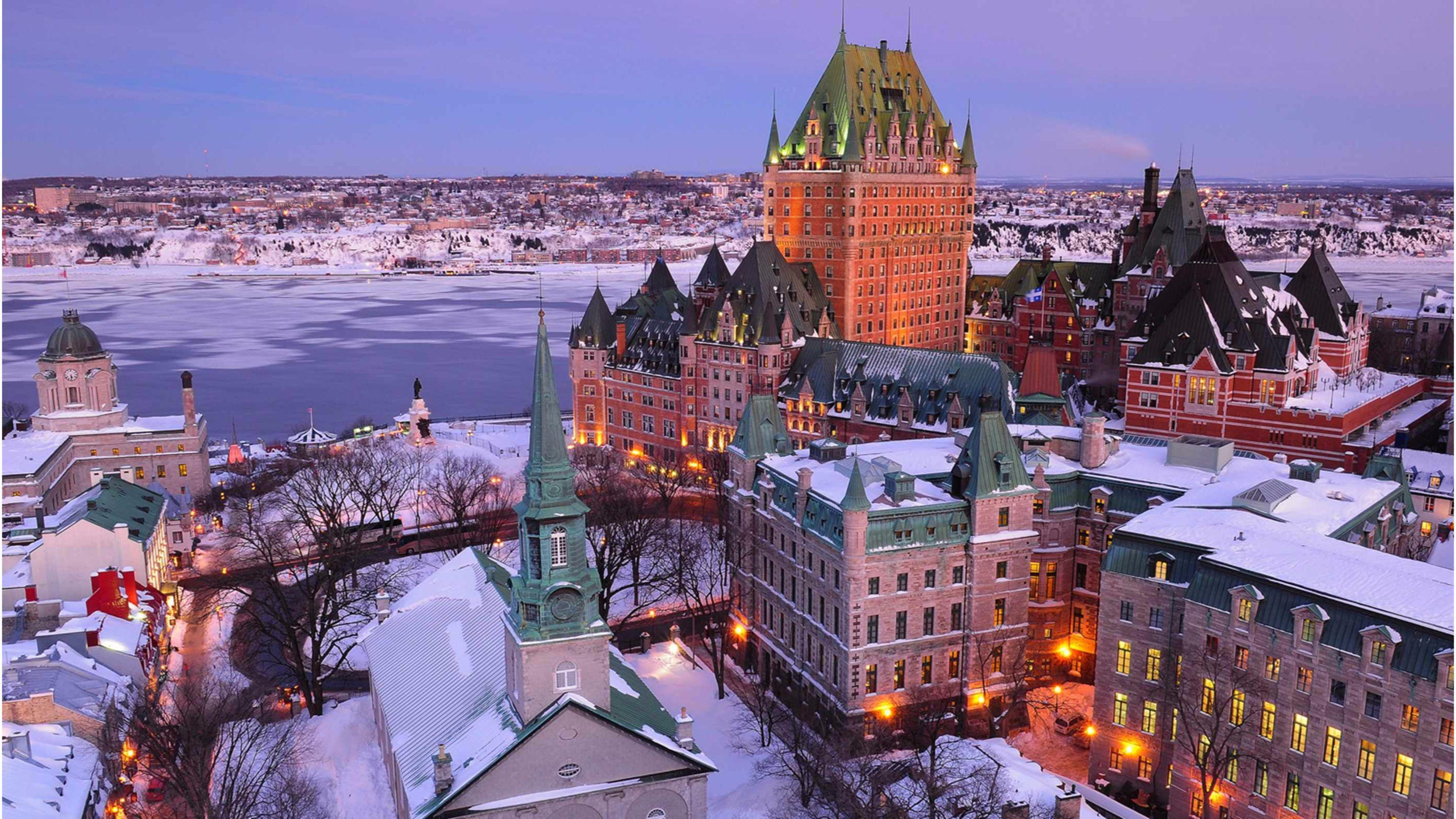 Quebec City HD Wallpapers