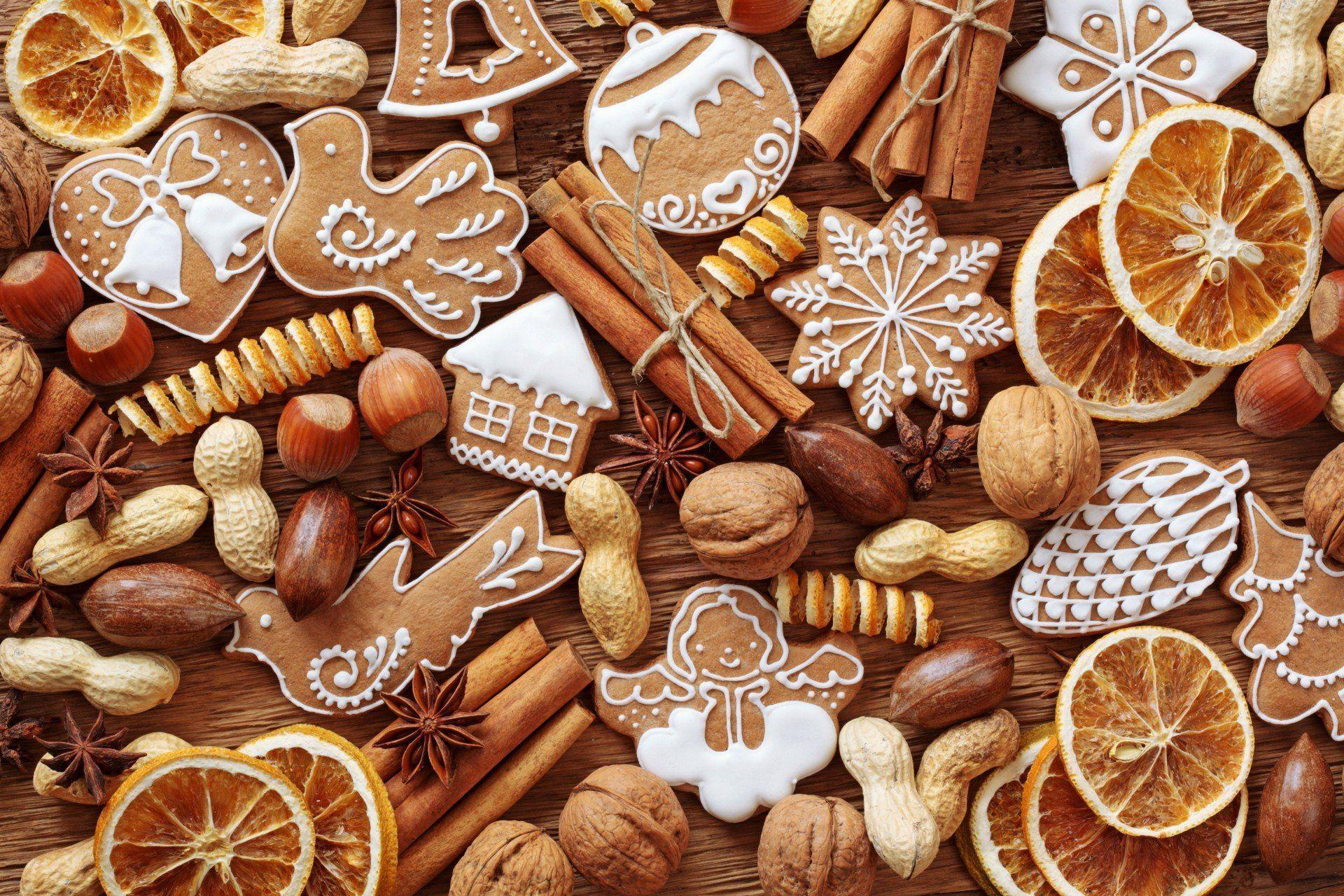 anise citrus star anise christmas baking christmas new year ...