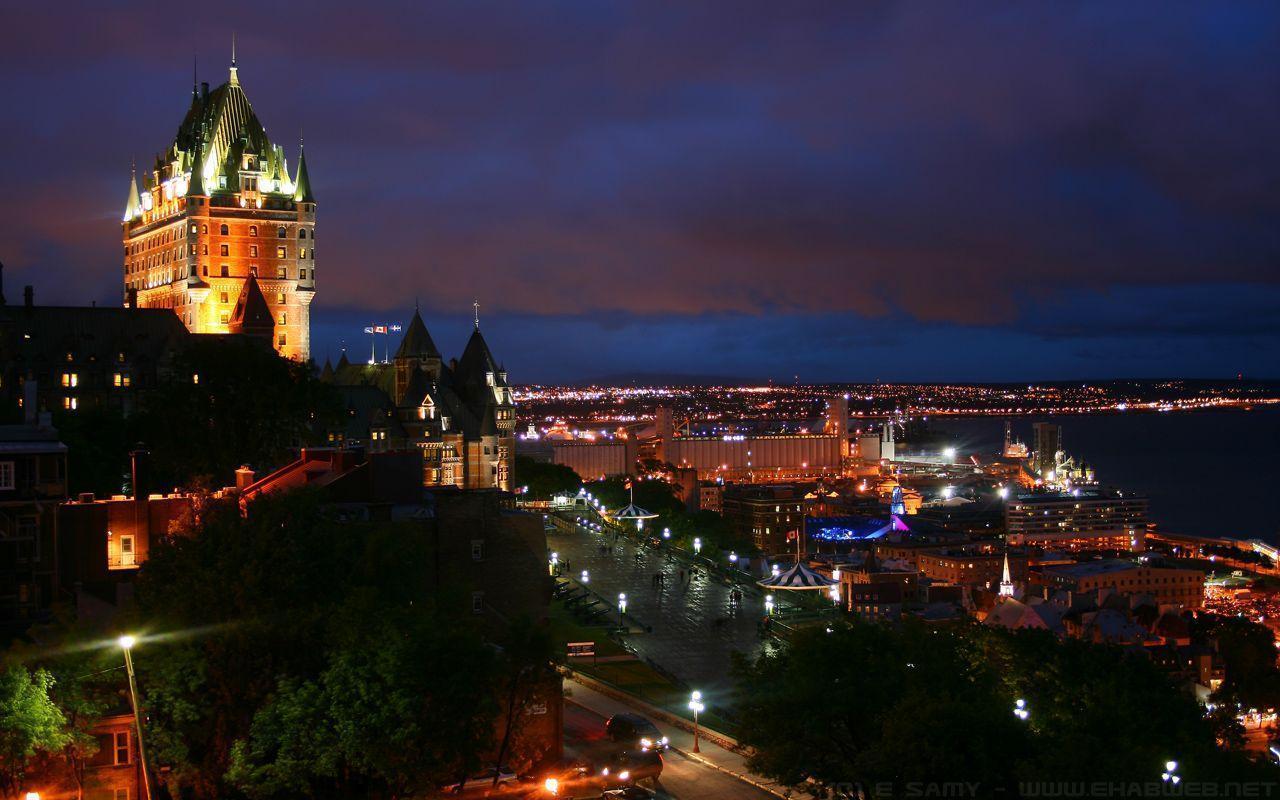 Quebec City Wallpaper - WallpaperSafari