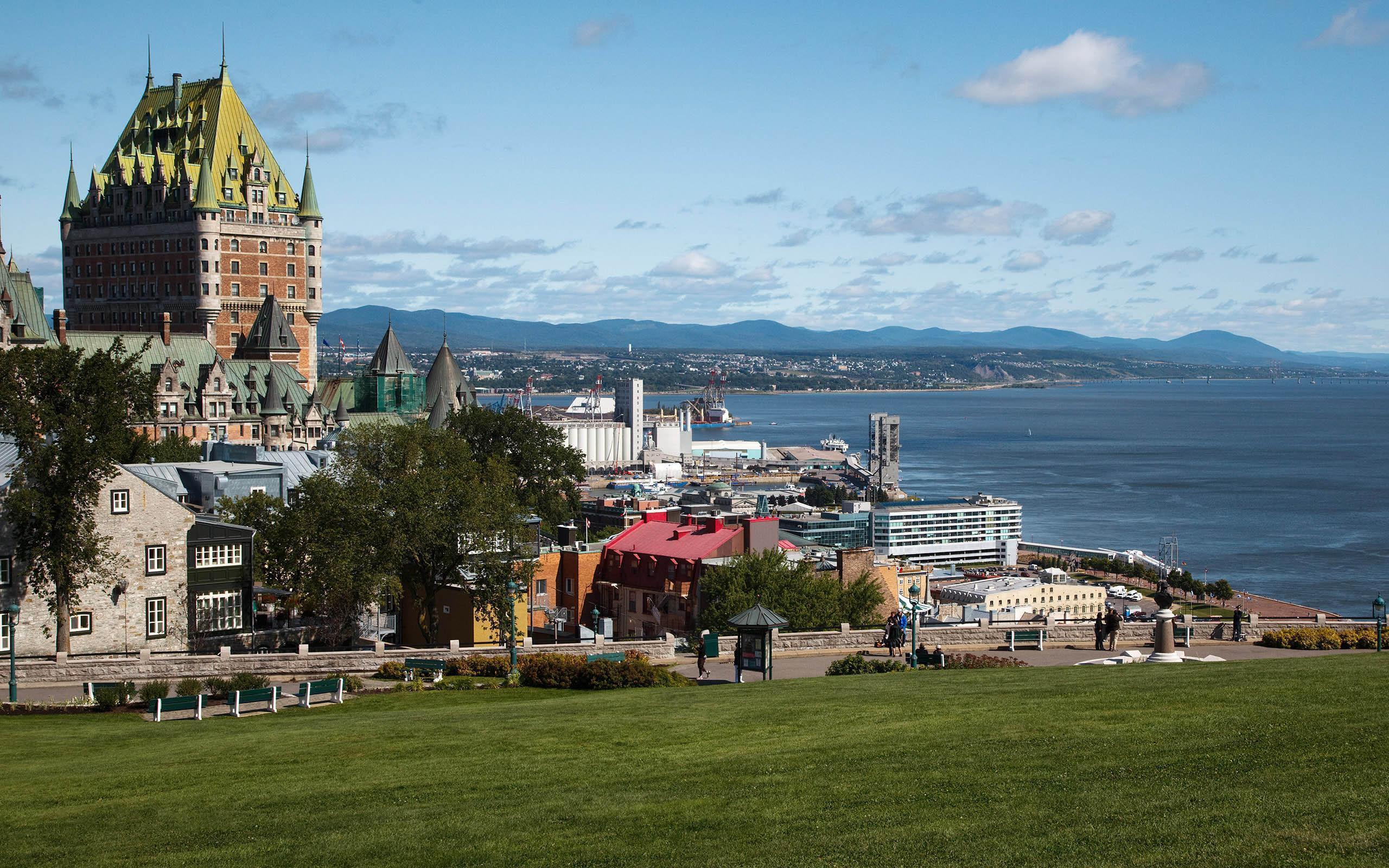 Quebec City wallpaper | 2560x1600 | #51127