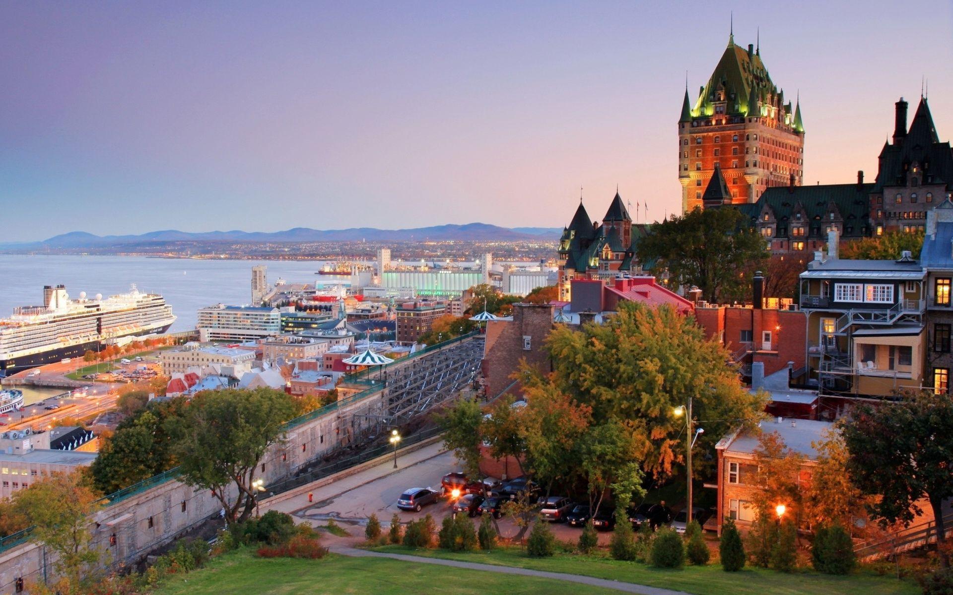Quebec City Canada Wallpaper | Zellox