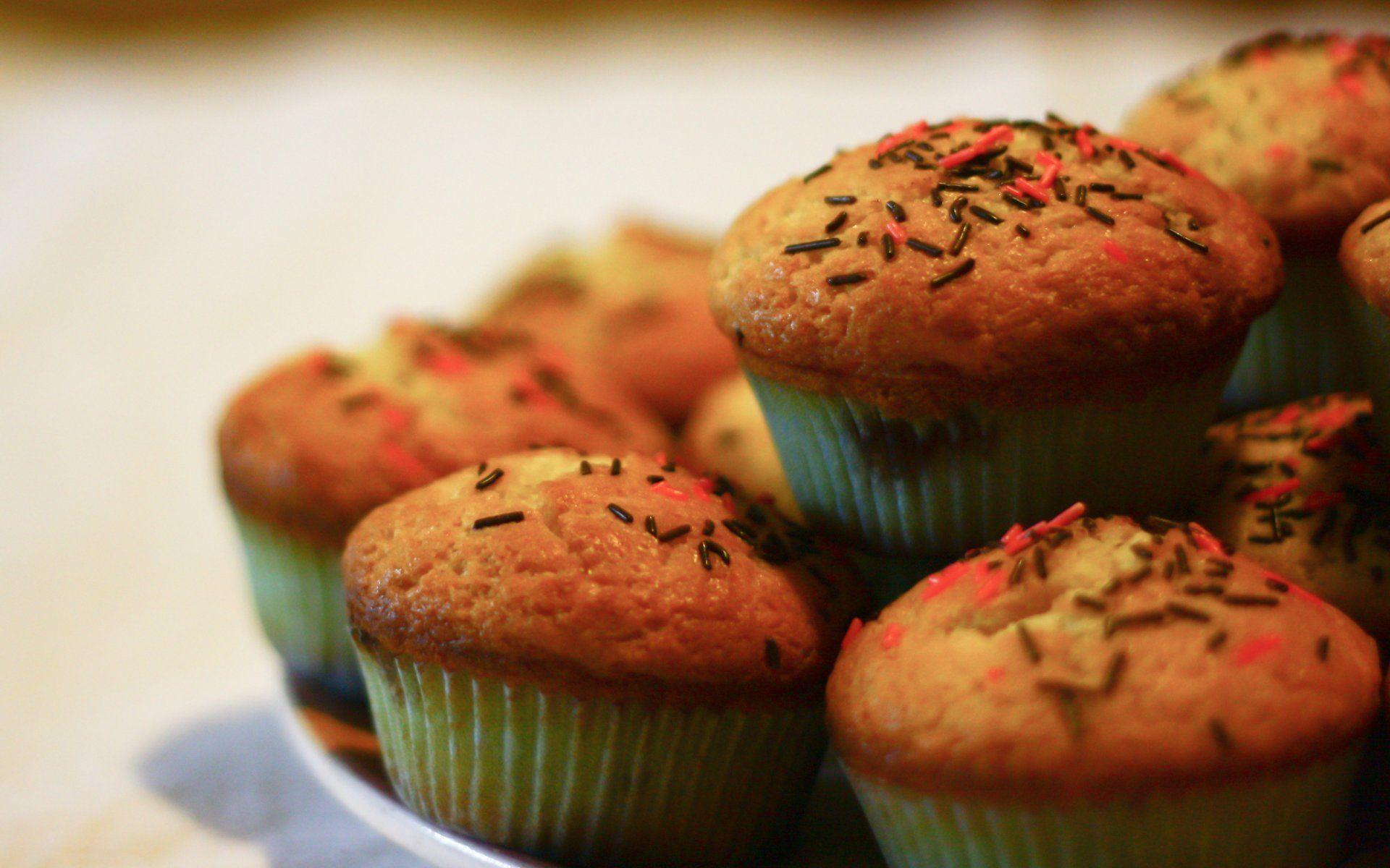 food cake cupcakes cupcakes sweet baking background wallpaper ...