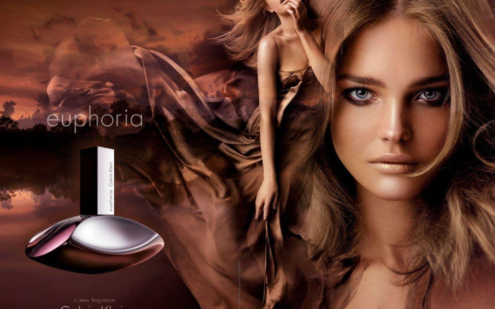 Calvin Klein Euphoria Women Wallpaper - WallDevil