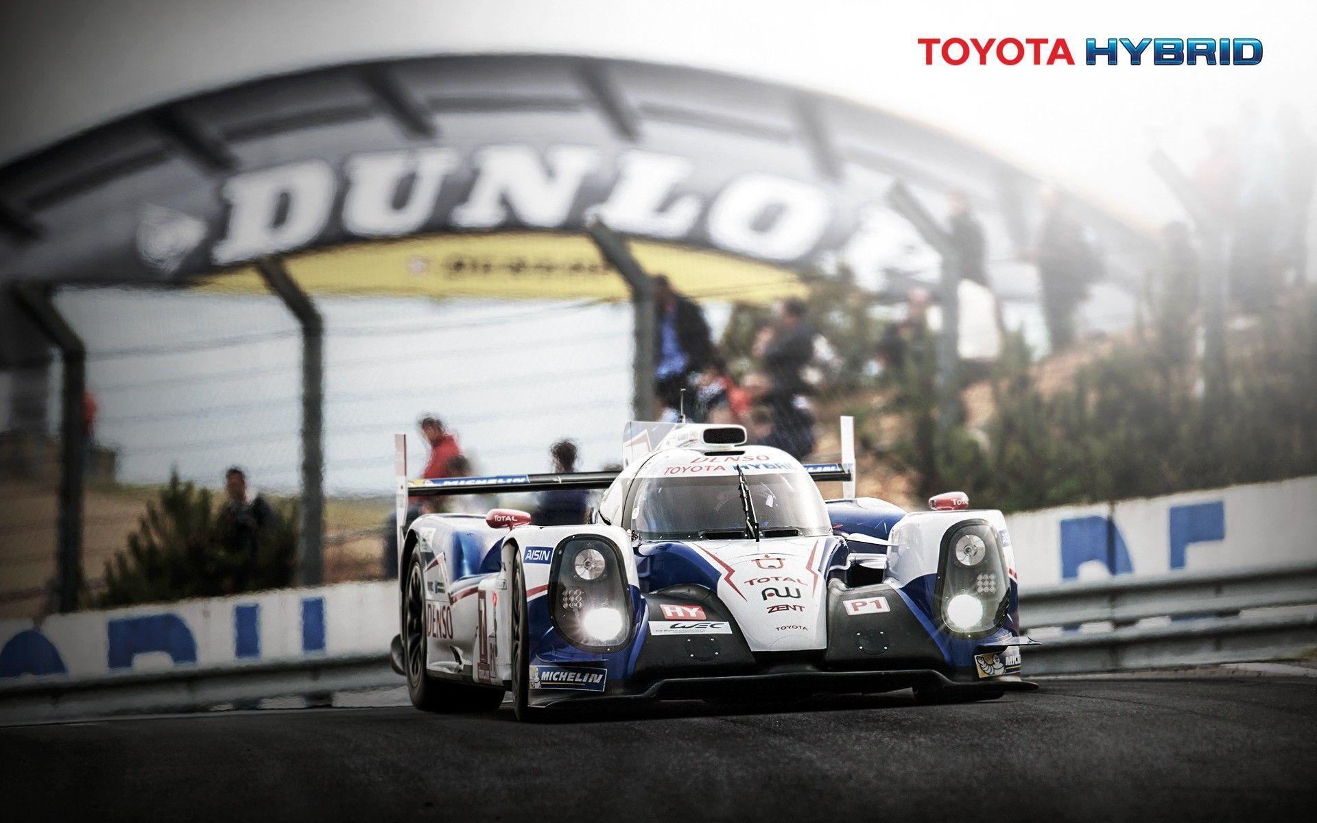 Wallpapers – TOYOTA Motorsport GmbH