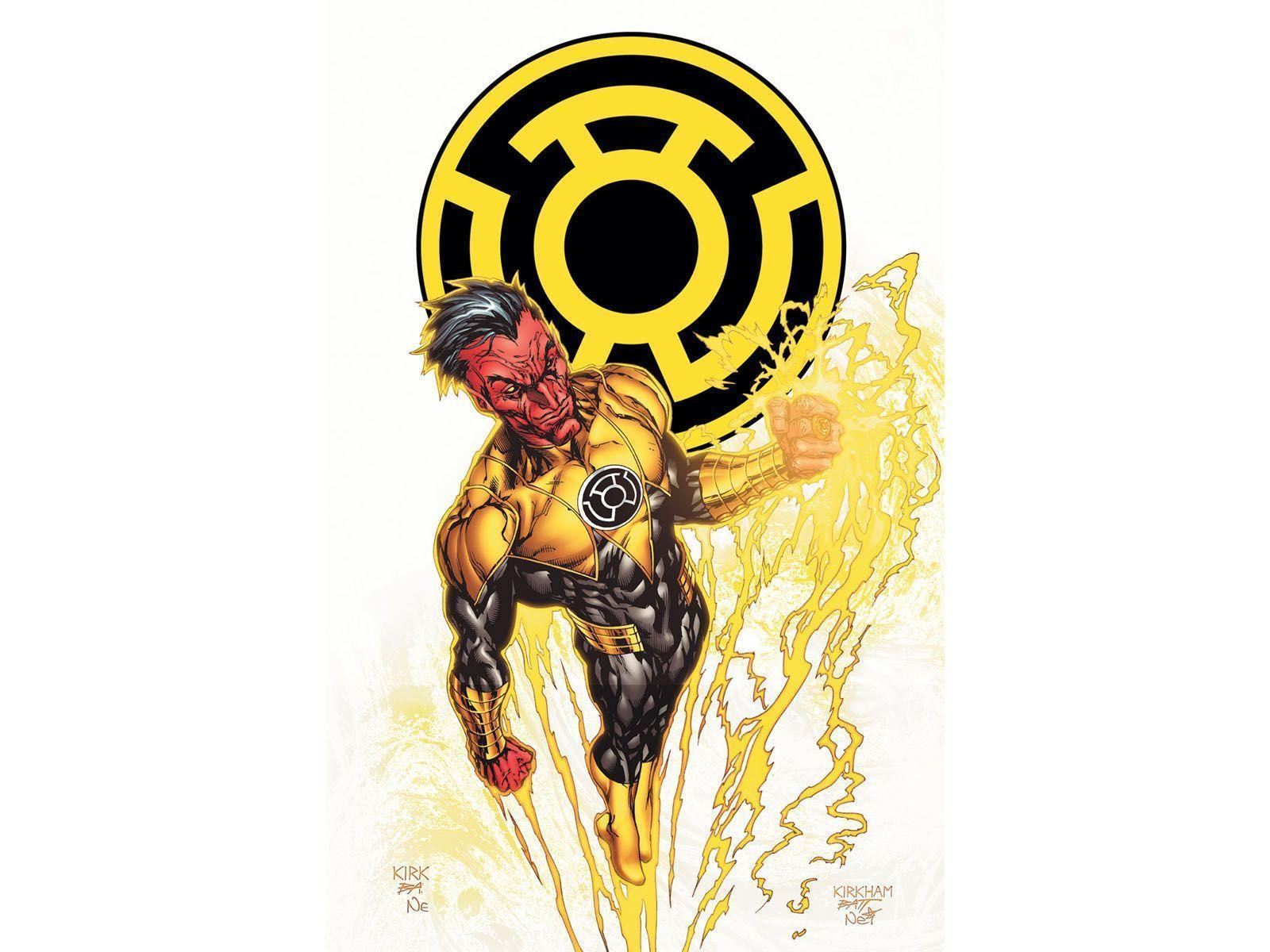 9 Sinestro HD Wallpapers | Backgrounds - Wallpaper Abyss
