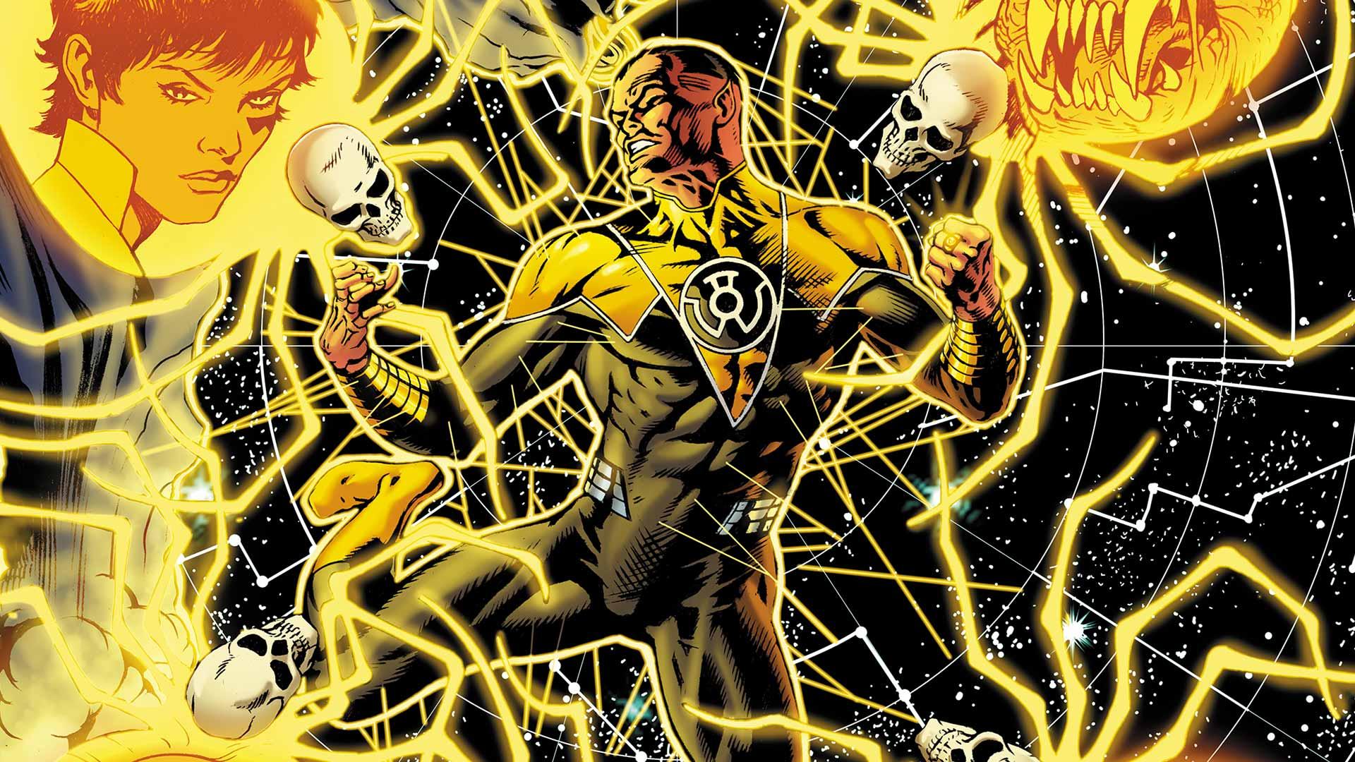 Sinestro Comic Wallpapers | WallpapersIn4k.net