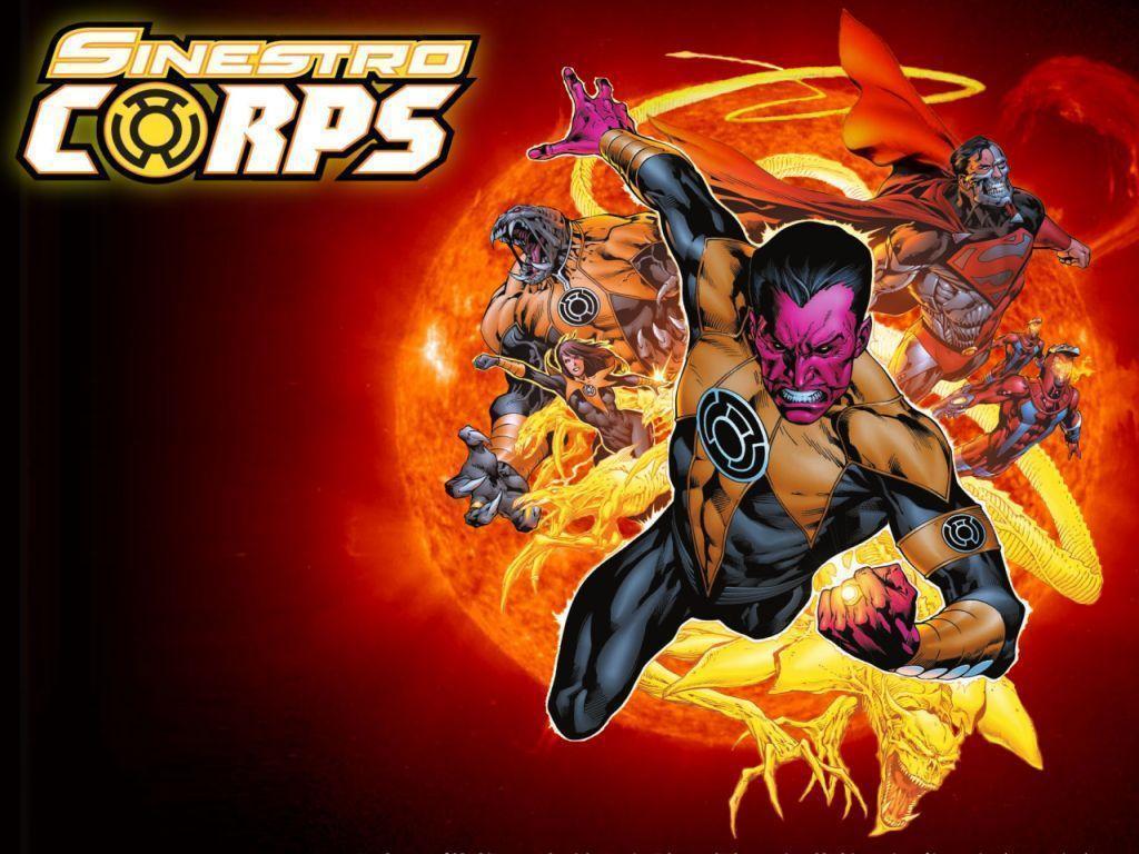 Sinestro Corp Wallpaper | DC - Sinestro Corp | Pinterest | Wallpapers