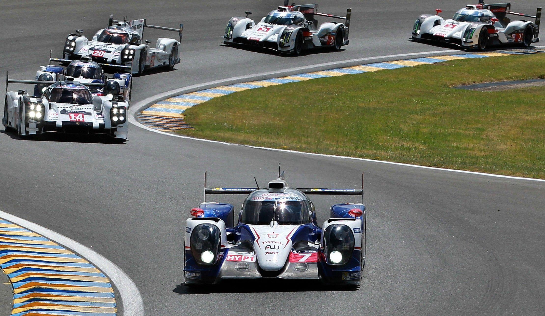 car, Le Mans Prototype, Toyota, Audi, Porsche 919 Wallpapers HD ...