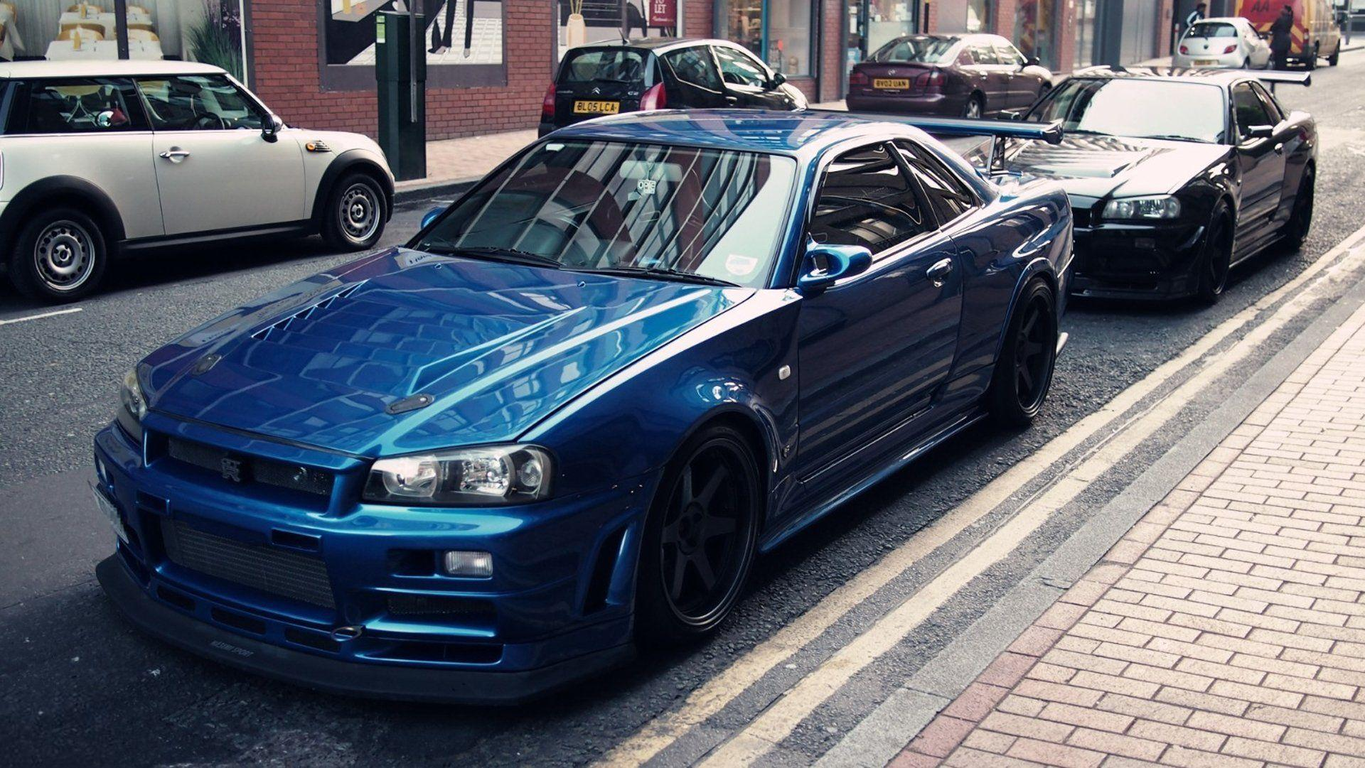 65 Nissan Skyline HD Wallpapers | Backgrounds - Wallpaper Abyss