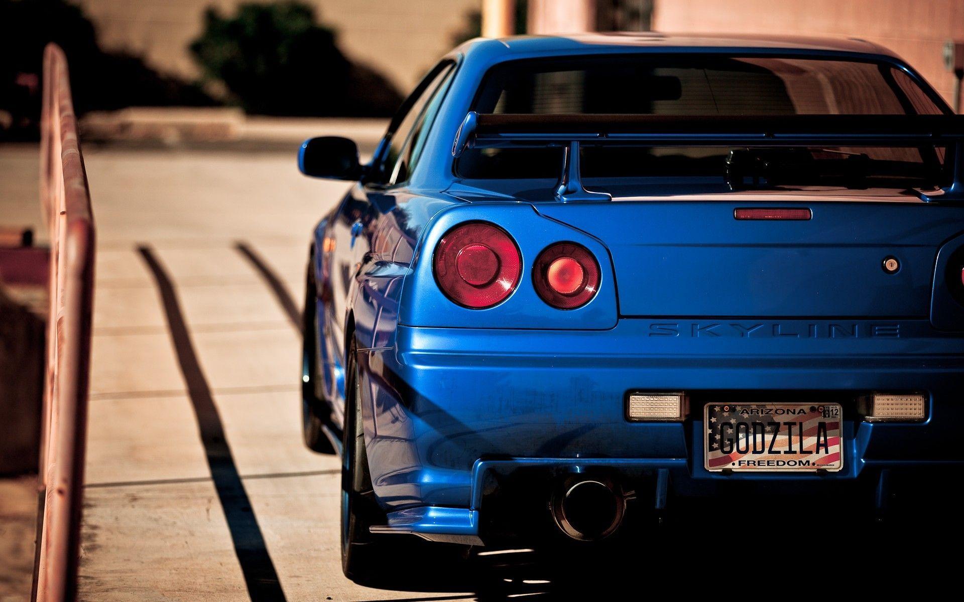 Best Nissan Skyline Gtr R34 Wallpapers | Cars | Pinterest | Cars ...
