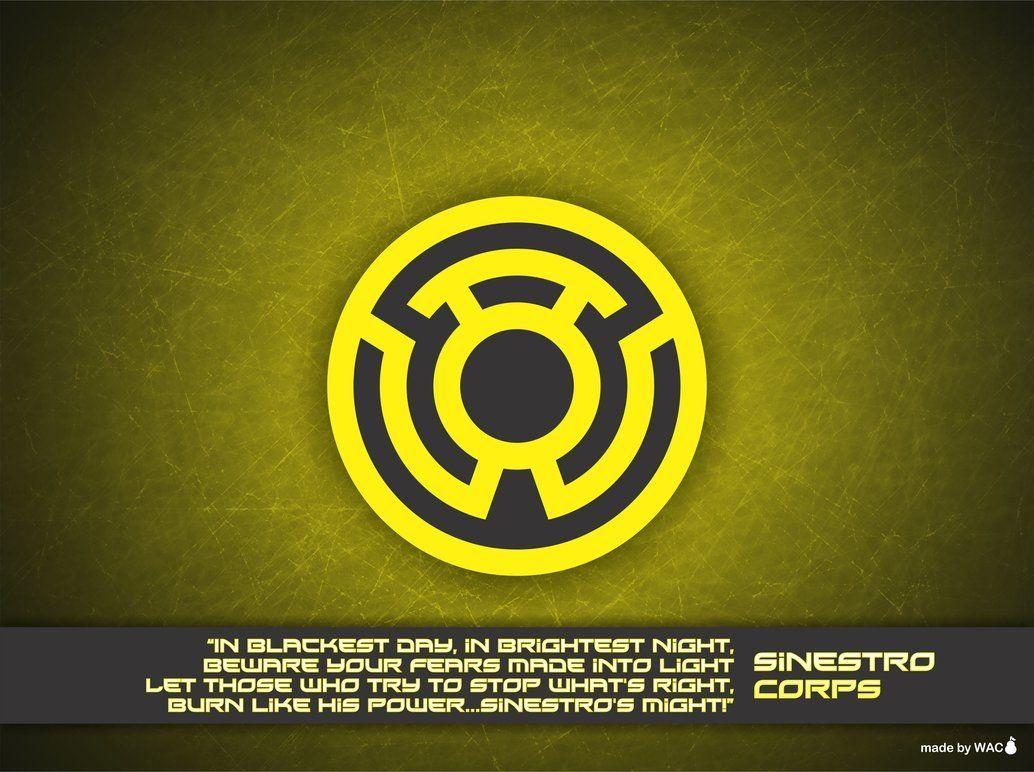 Sinestro Corps Wallpapers (40+)