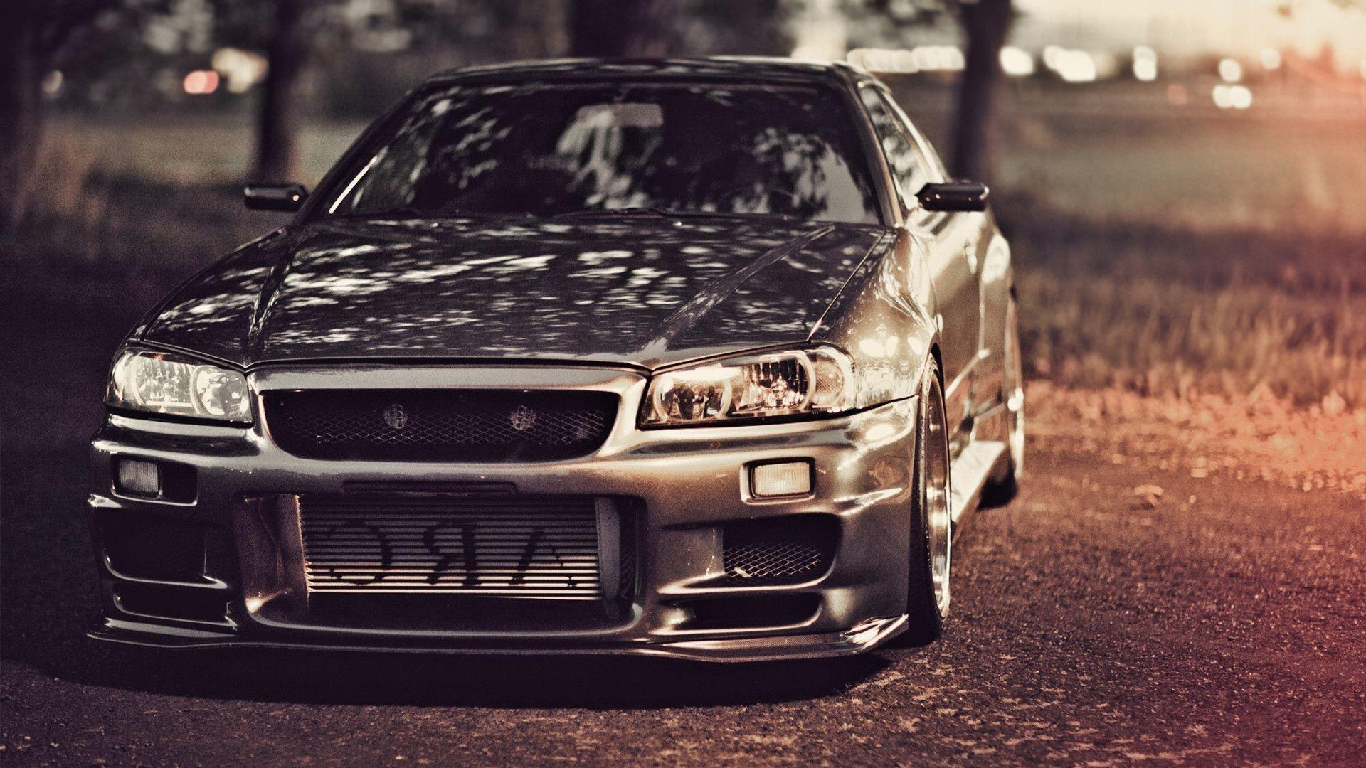 Nissan Skyline GTR R Wallpapers Group Stopimage 1920×1080 R34