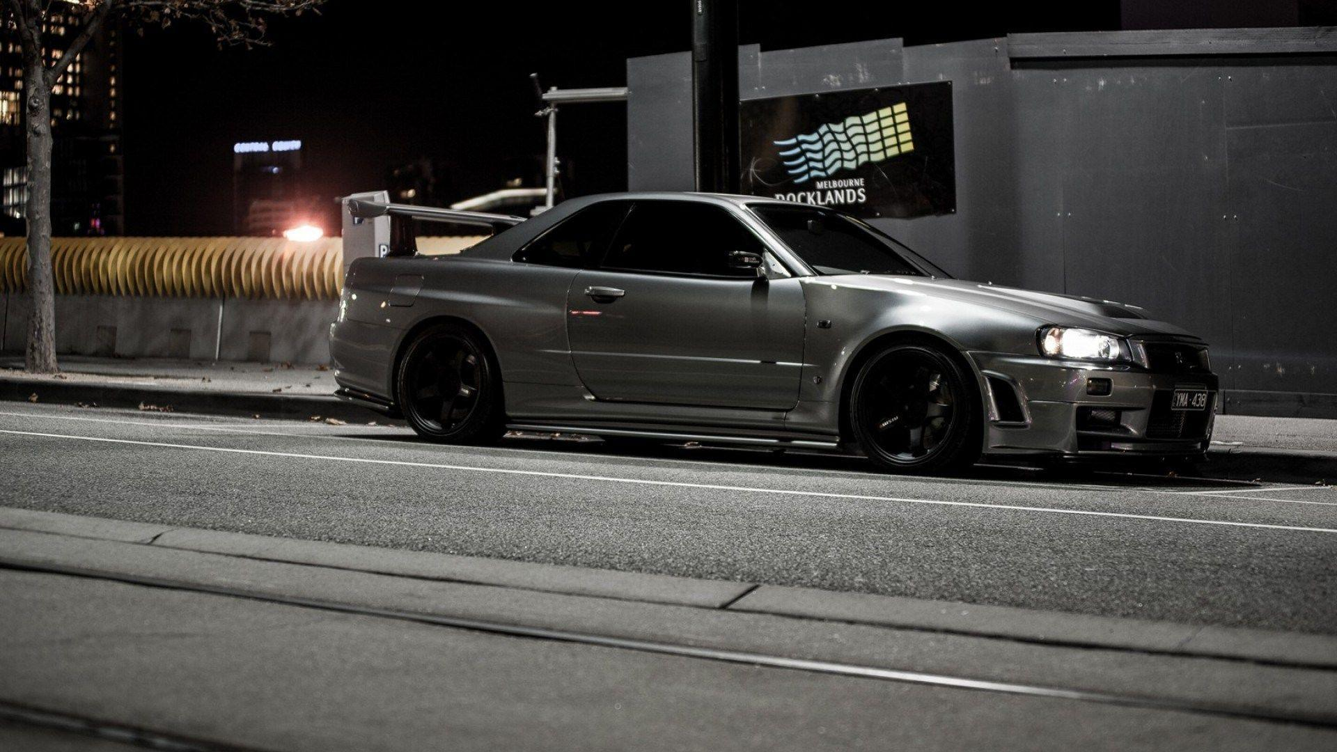 Skyline R34 Wallpapers Group