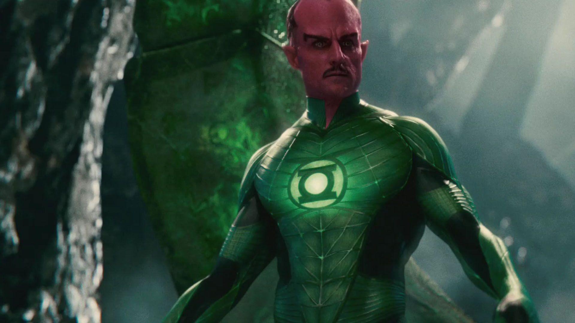 Green Lantern Movie Sinestro - wallpaper.