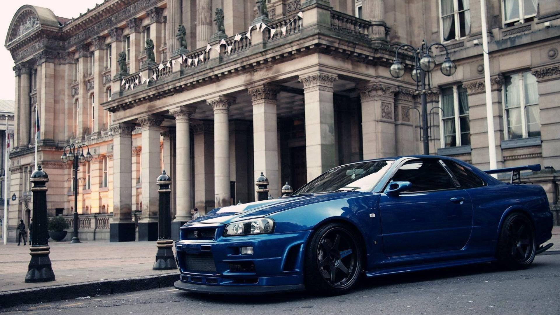 Wallpapers Nissan Skyline Group