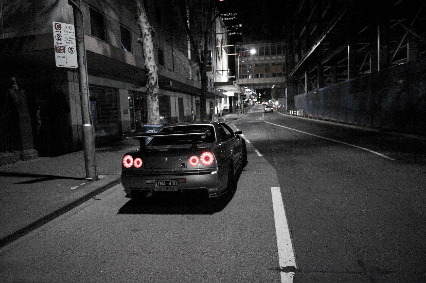 R Wallpapers 1600×1110 Nissan Skyline GTR R34 Wallpapers