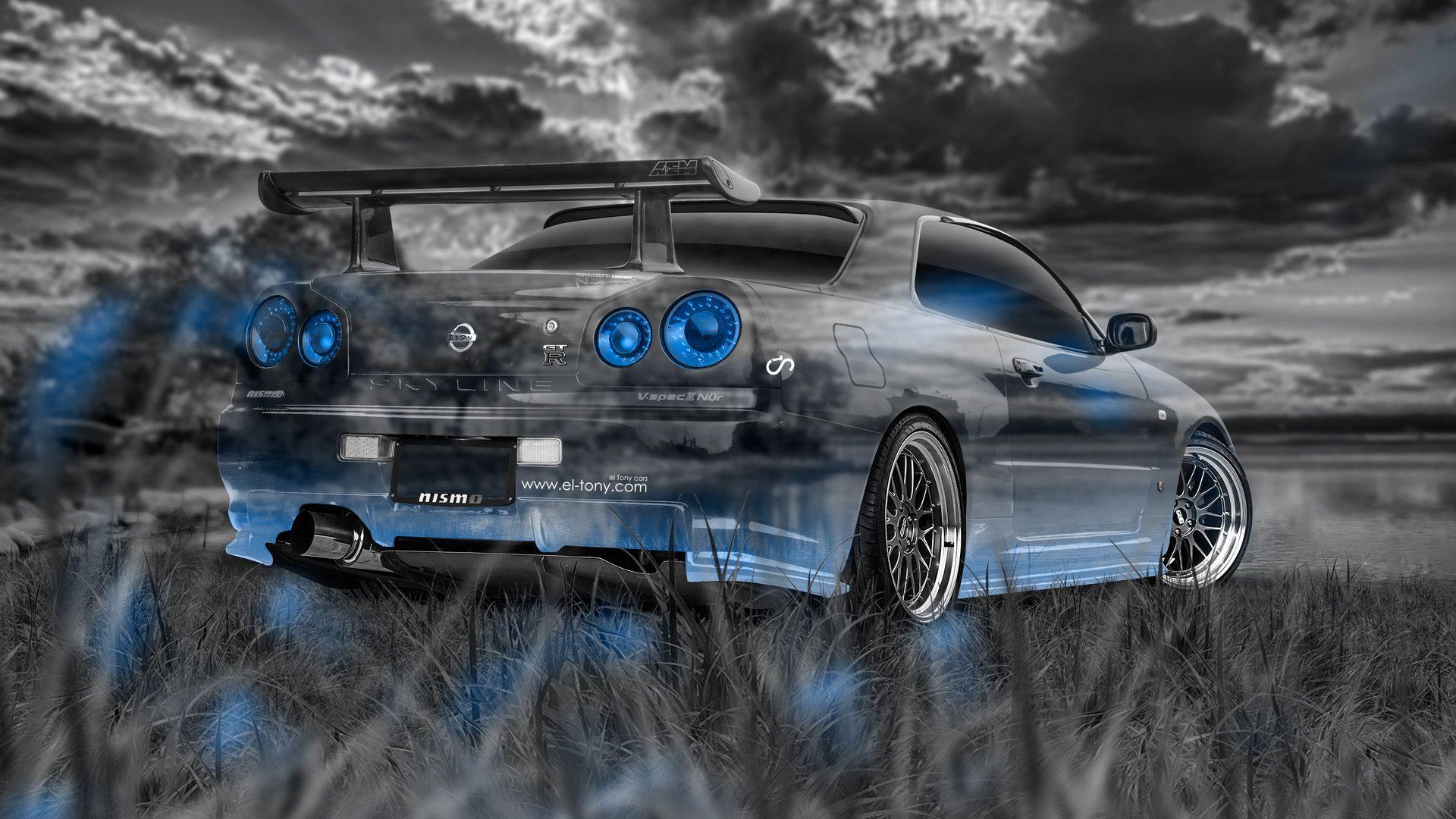 Nissan gtr godzilla clipart ClipartFox 1600×1200 Nissan Skyline ...