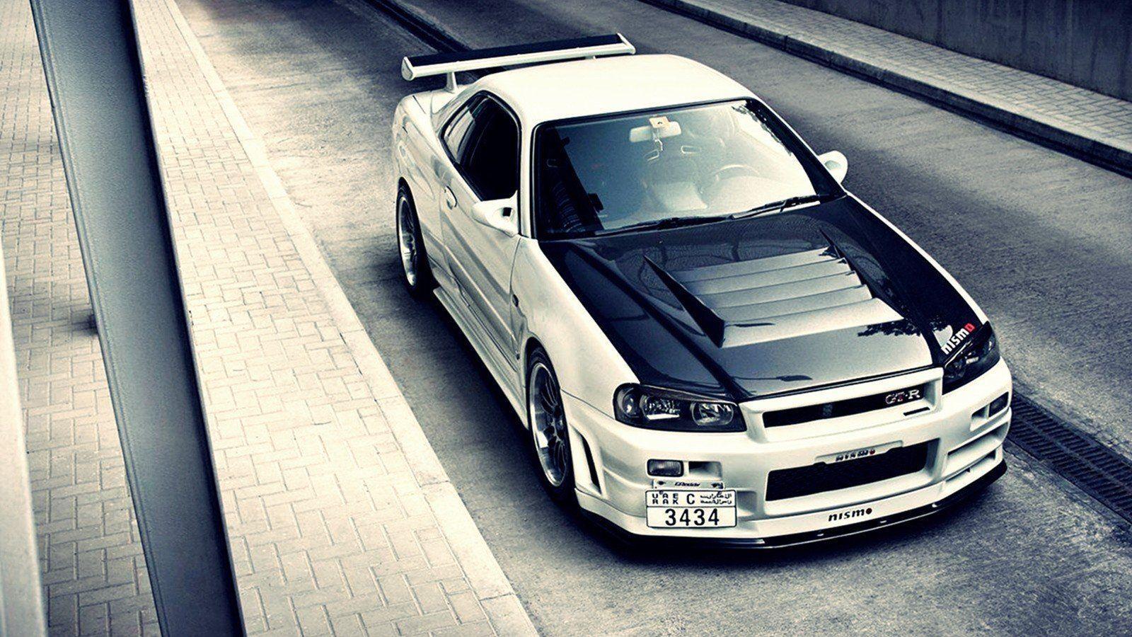 Nissan Skyline GTR R Wallpaper Free Desktop Wallpapers 1024×768 ...