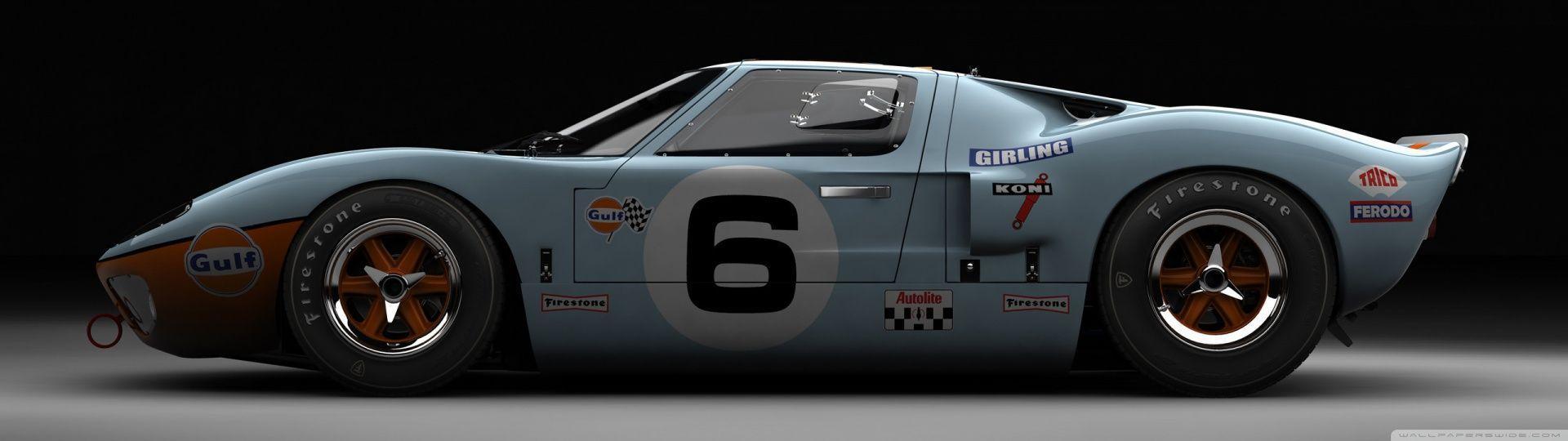 Ford GT40 Le Mans 1969 HD desktop wallpaper : High Definition ...