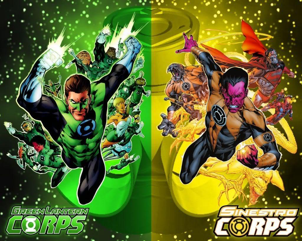 77 best images about DC - Sinestro Corp on Pinterest | Superman ...