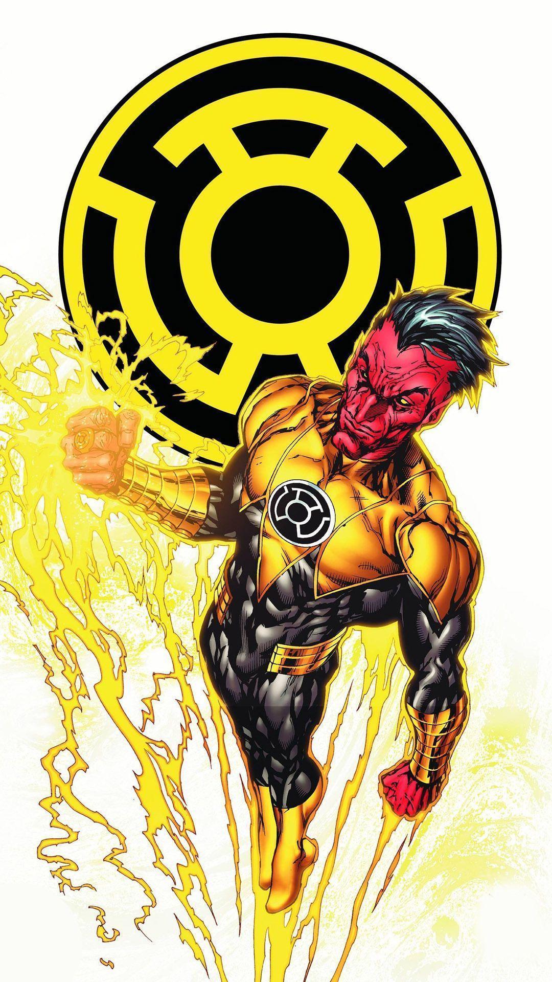 Sinestro Wallpaper