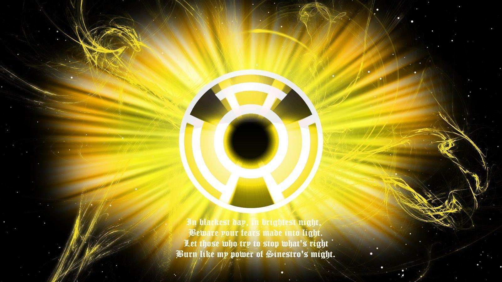 10 Sinestro Corps HD Wallpapers | Backgrounds - Wallpaper Abyss