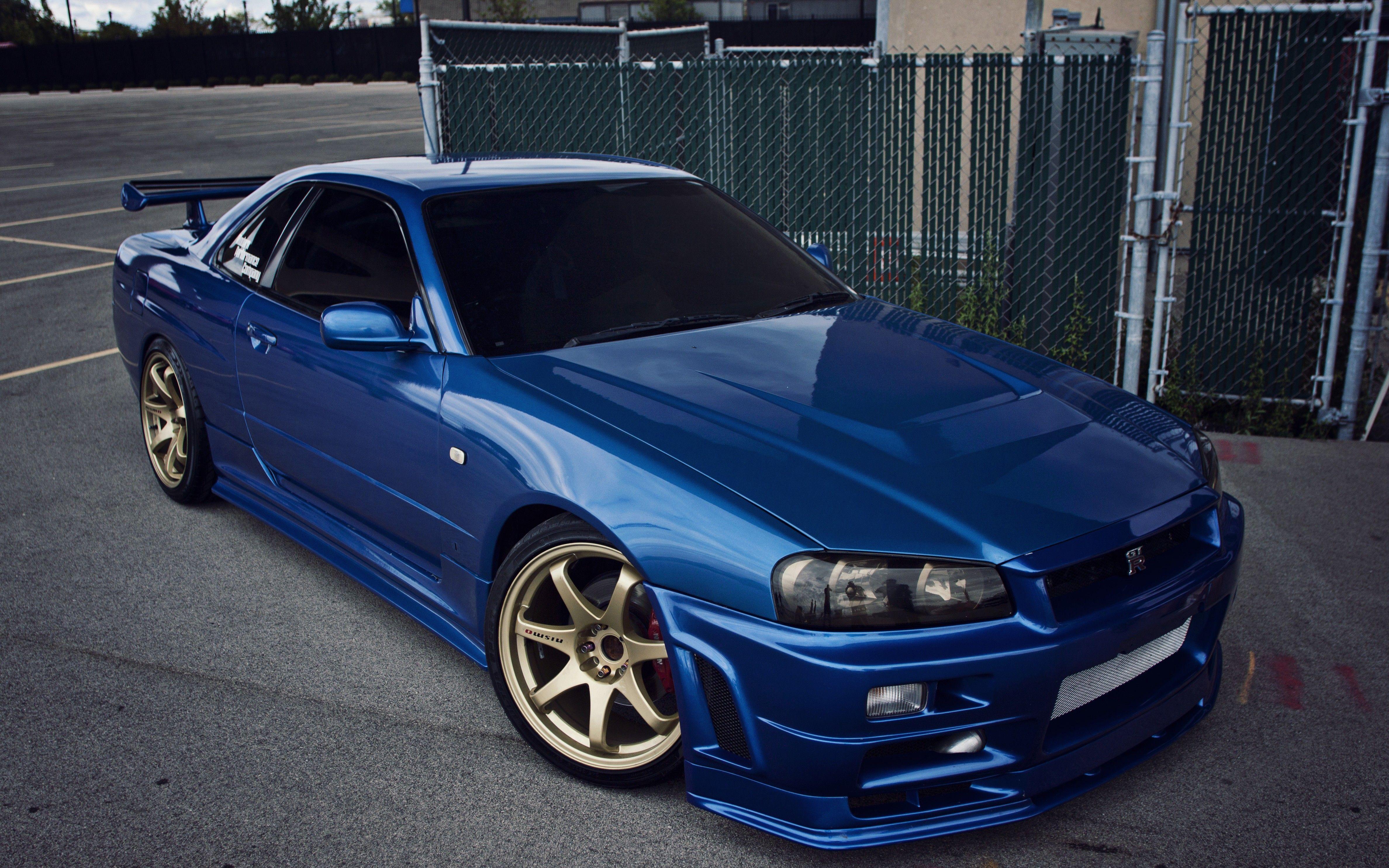 Nissan, Skyline, Nissan Skyline GT R R34, GT R, JDM, Japan ...