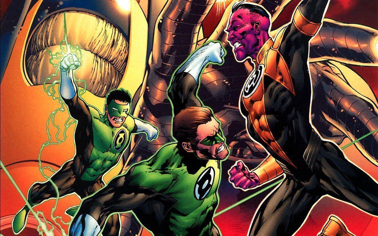 Green Lantern Computer Wallpapers, Desktop Backgrounds | 1280x800 ...