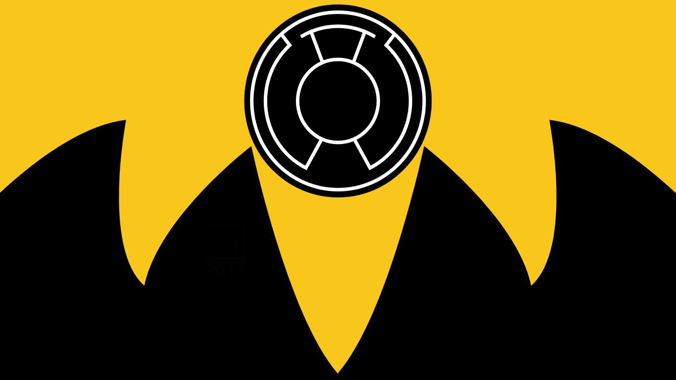Sinestro Corps Symbol WP by MorganRLewis on DeviantArt