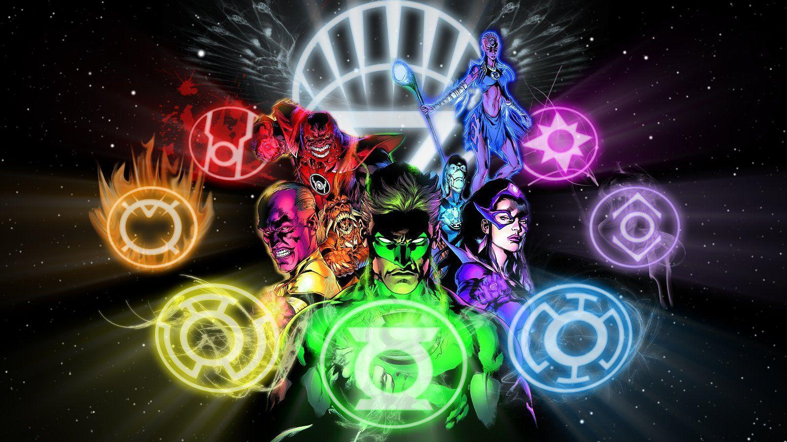 Green Lantern: Larfleeze Comic Wallpapers | WallpapersIn4k.net