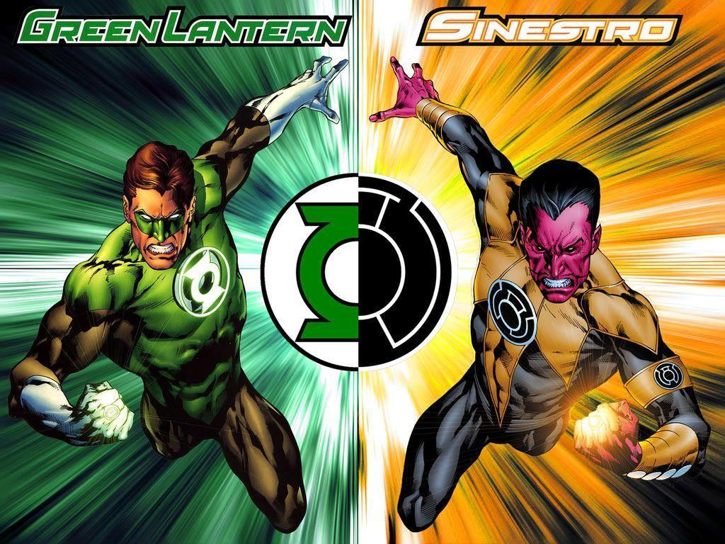 Thor & Loki VS Hal Jordan & Sinestro - Battles - Comic Vine