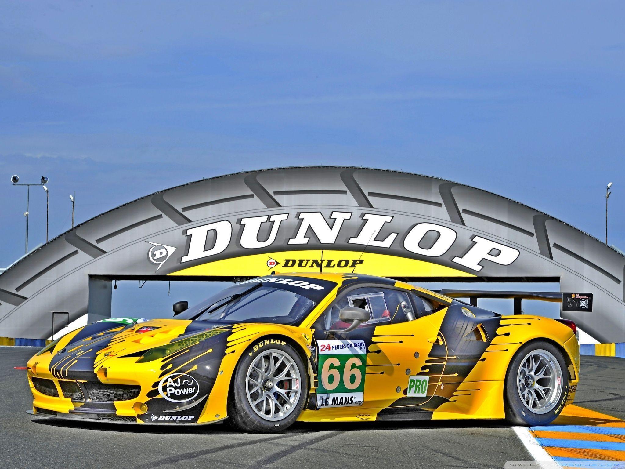 Dunlop Le Mans HD desktop wallpaper : High Definition : Fullscreen ...