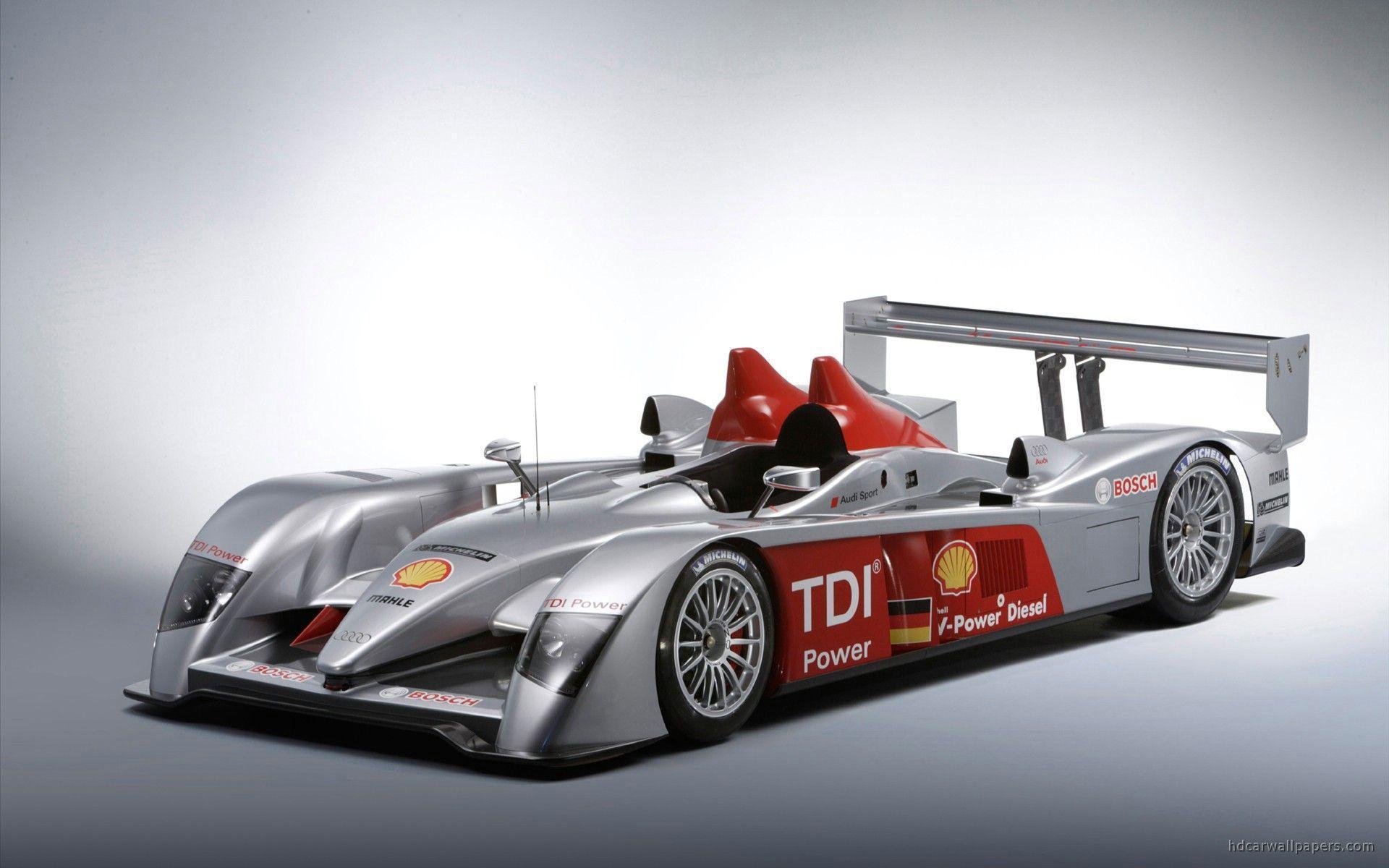 le mans race cars | Audi R10 Le Mans Race Car Wallpaper | HD Car ...