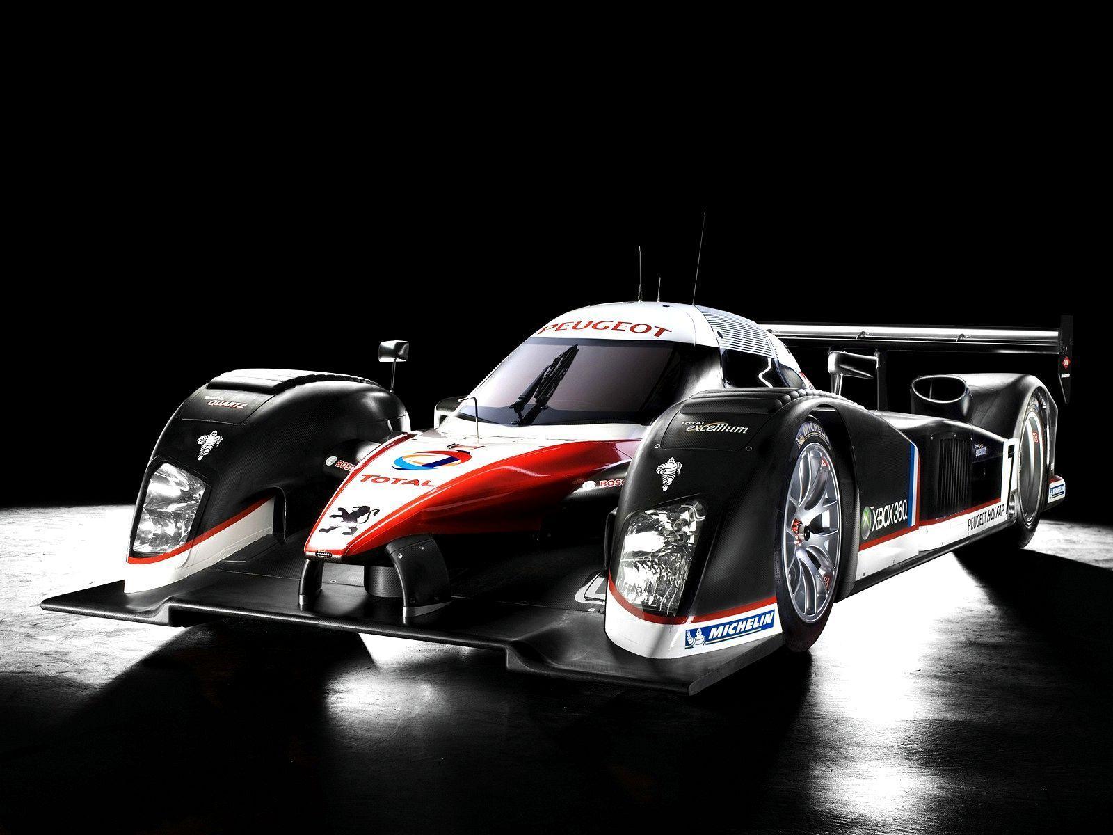 Peugot 980 HDI Le Mans Wallpaper | 1600x1200 | ID:805