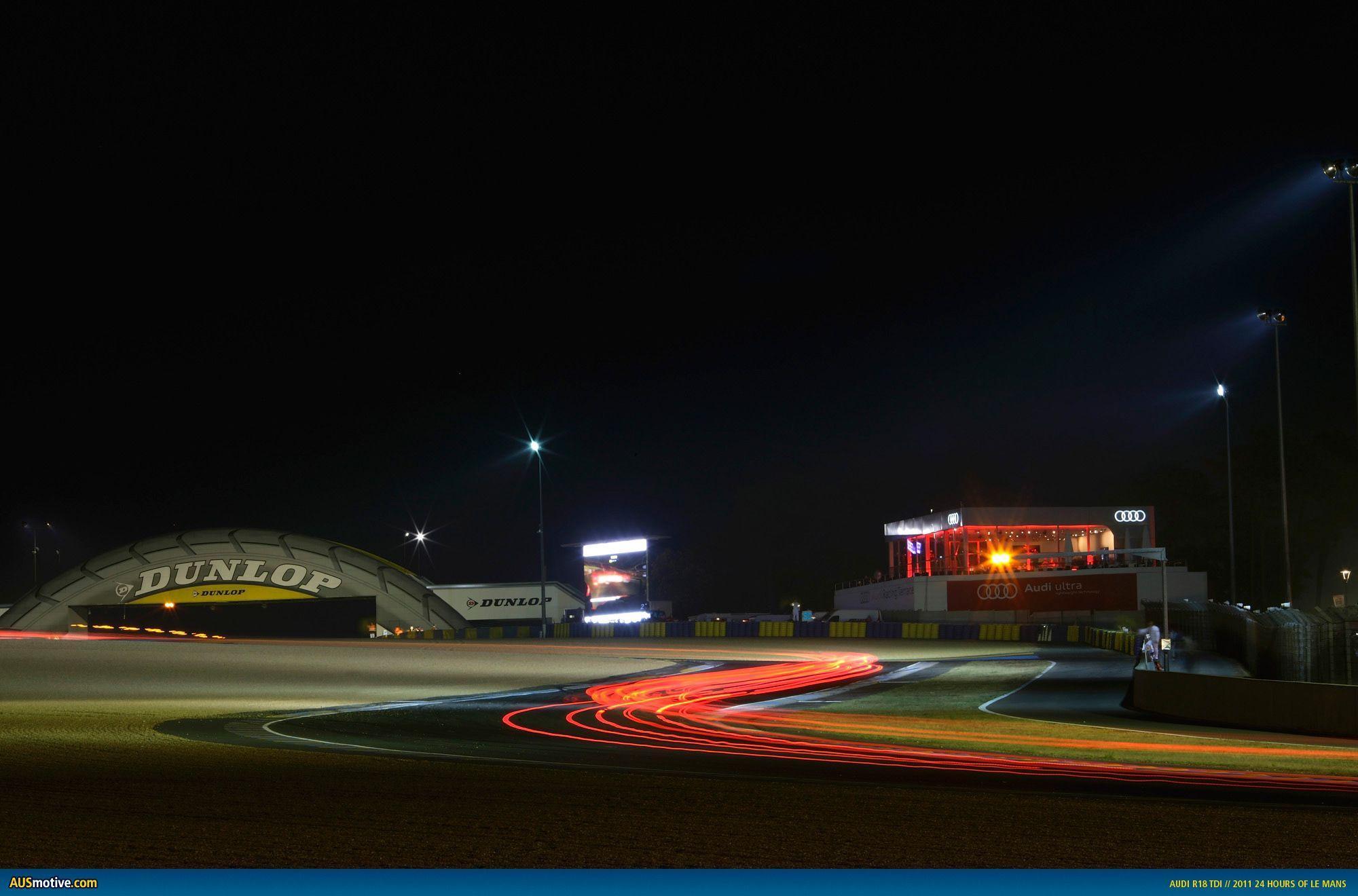 AUSmotive.com » Reliving Audi's 10th 24 Hours of Le Mans victory