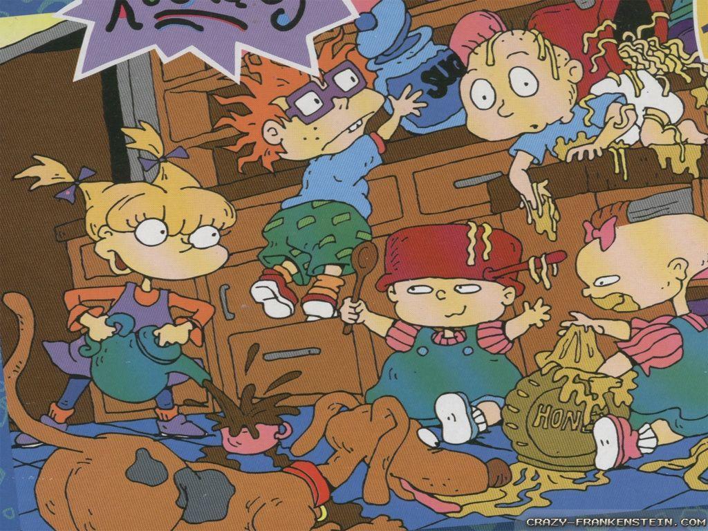 Rugrats wallpapers - Crazy Frankenstein