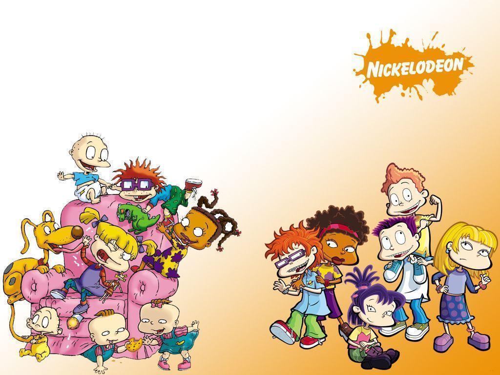 Rugrats Nickelodeon Wallpaper 12649 1024x768 - uMad.com