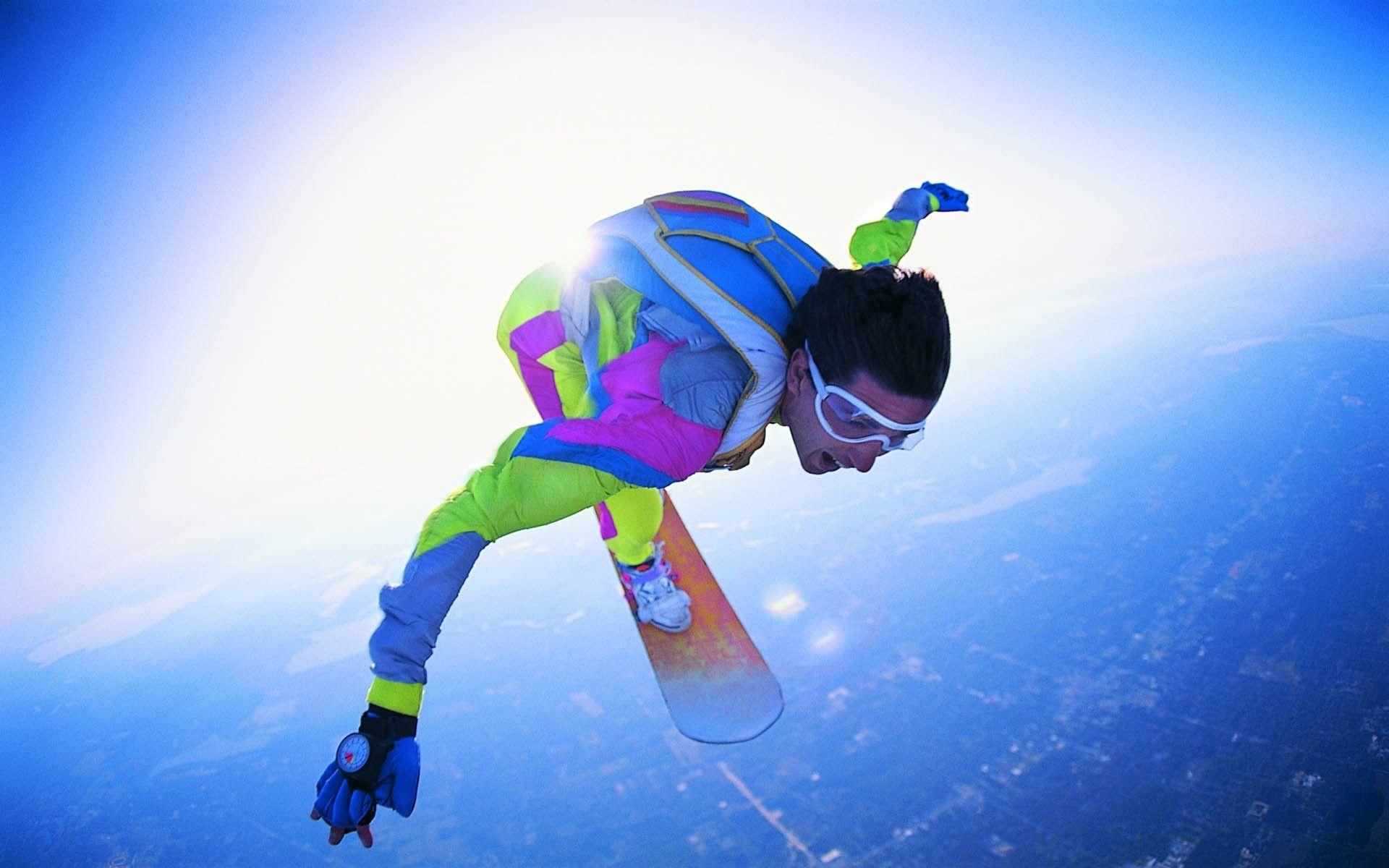 HD Skydive Wallpapers | Download Free - 888622