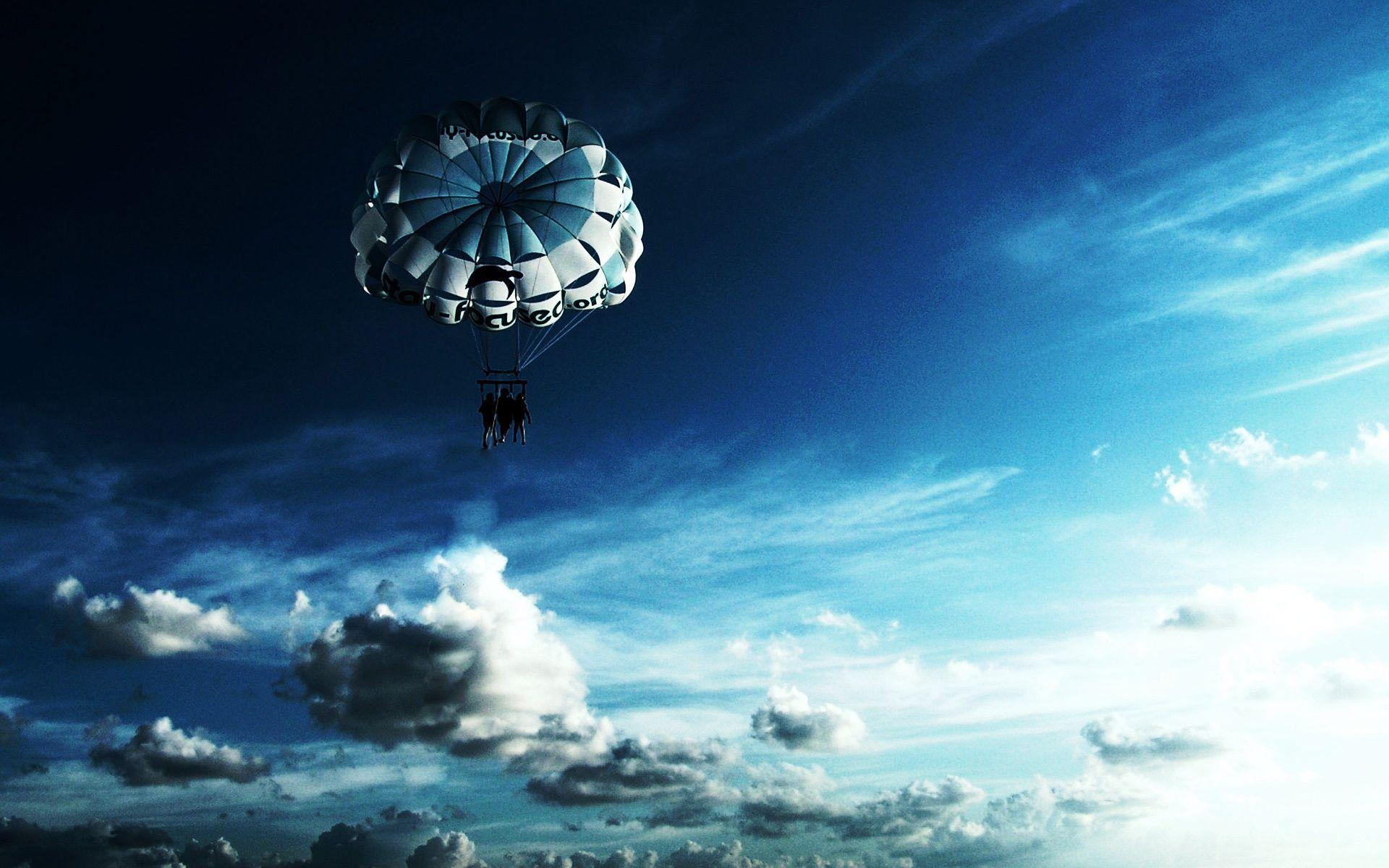 18 Awesome HD Skydiving Wallpapers - HDWallSource.com