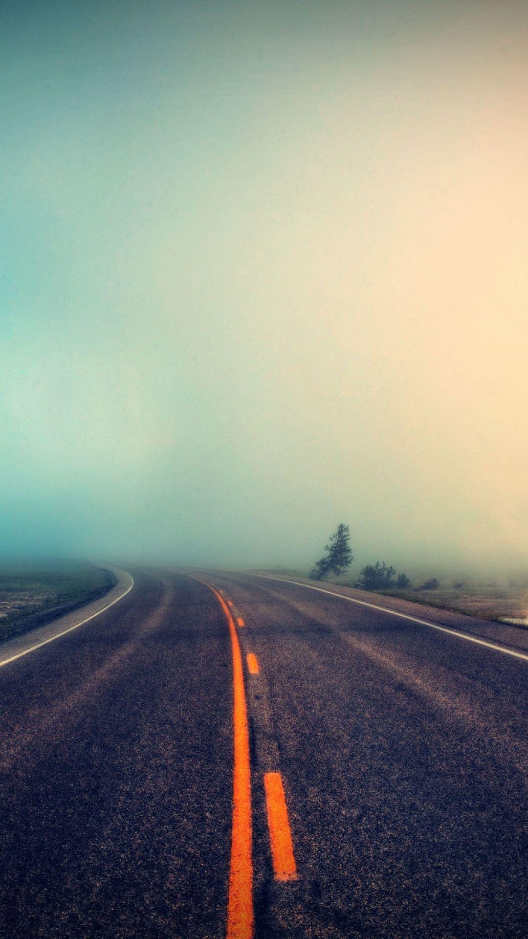 Empty Road S4 Wallpaper | ID: 22131