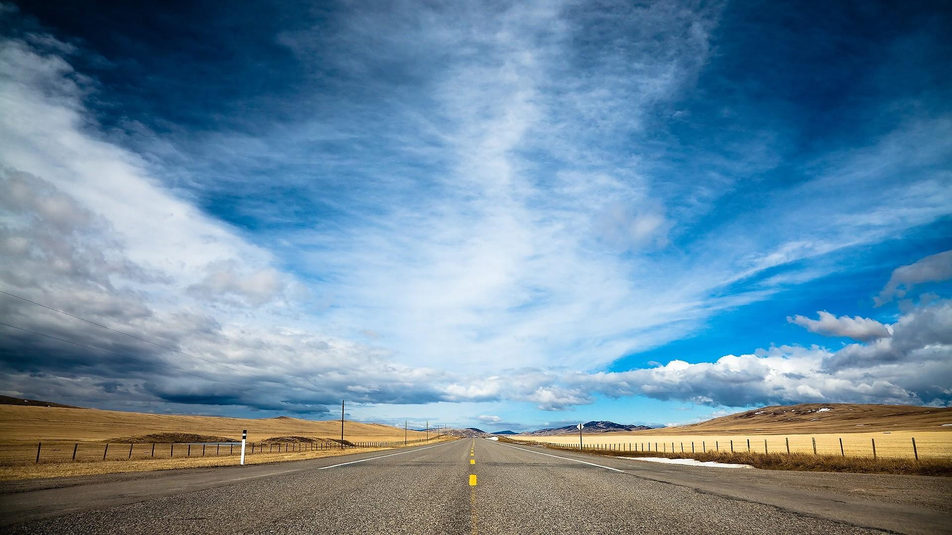 Empty Highway Wallpapers, 43 Empty Highway Backgrounds Collection ...