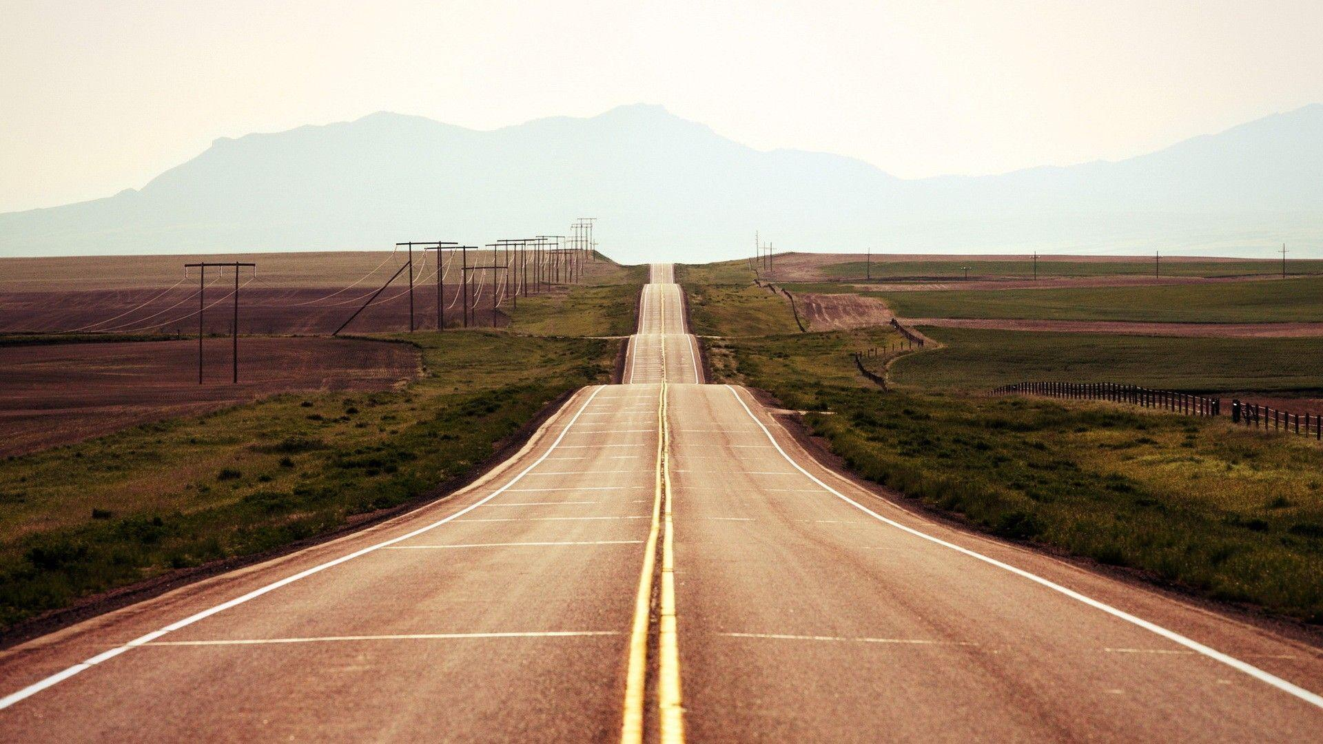 Empty Highway Wallpapers Group with 51 items